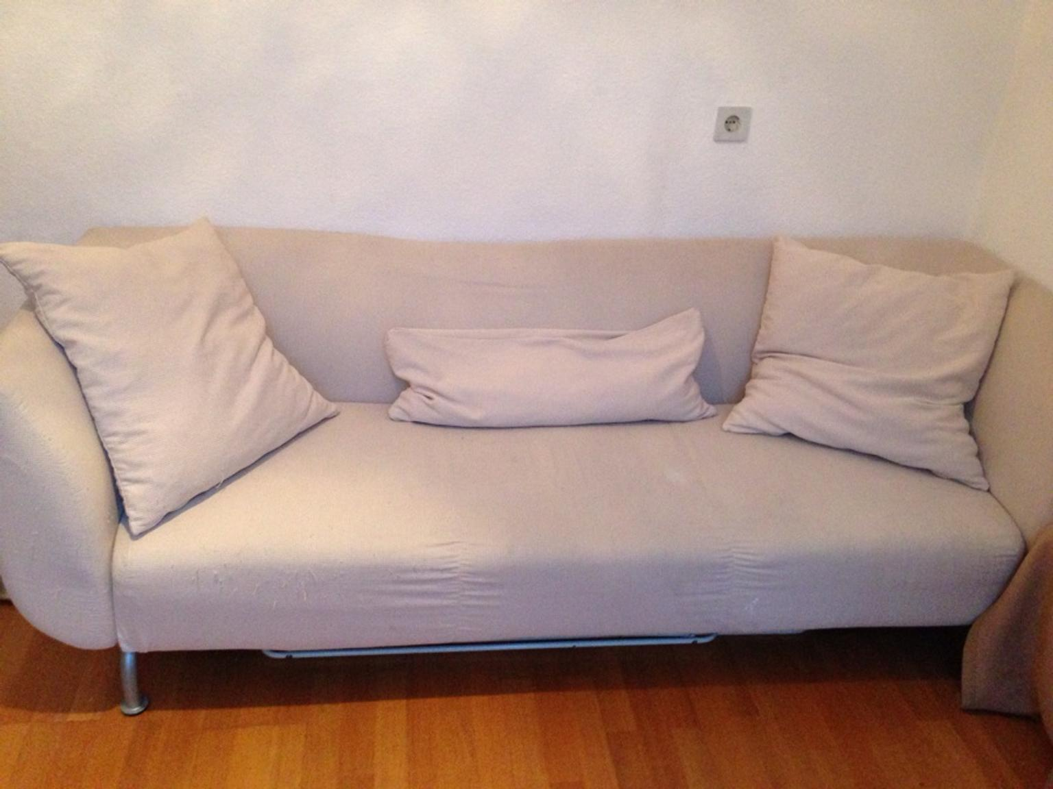 3 Sitzer Sofa Ikea Strömstad in München for free for sale Shpock