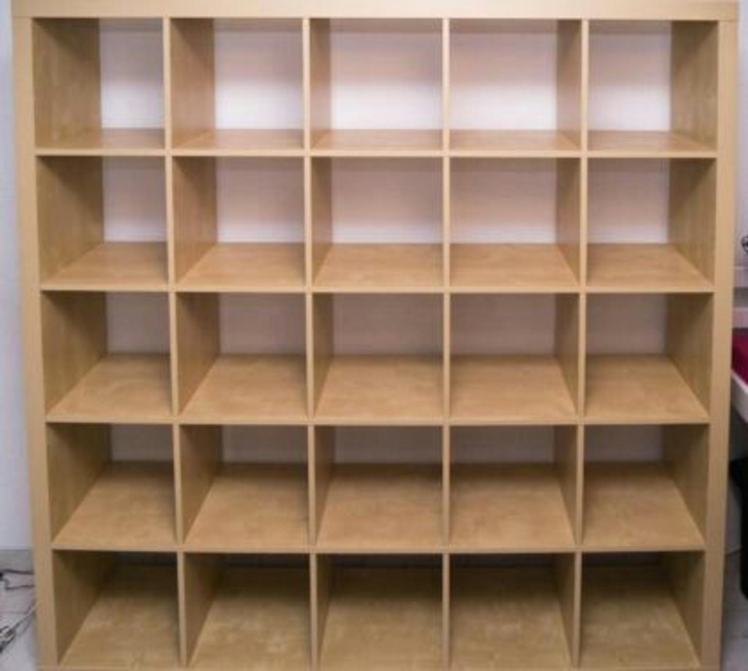 Ikea Expedit Regal 5x5 in Buche in 65185 Wiesbaden für € 90