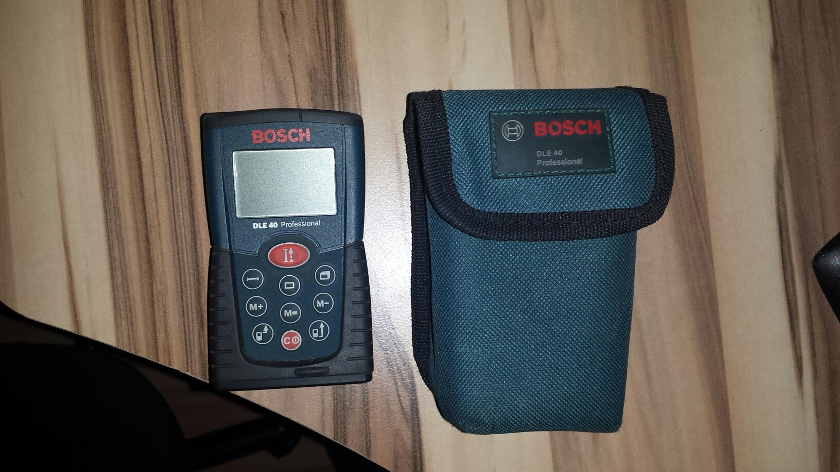 Laser messer bosch batterien in siegendorf for u ac for