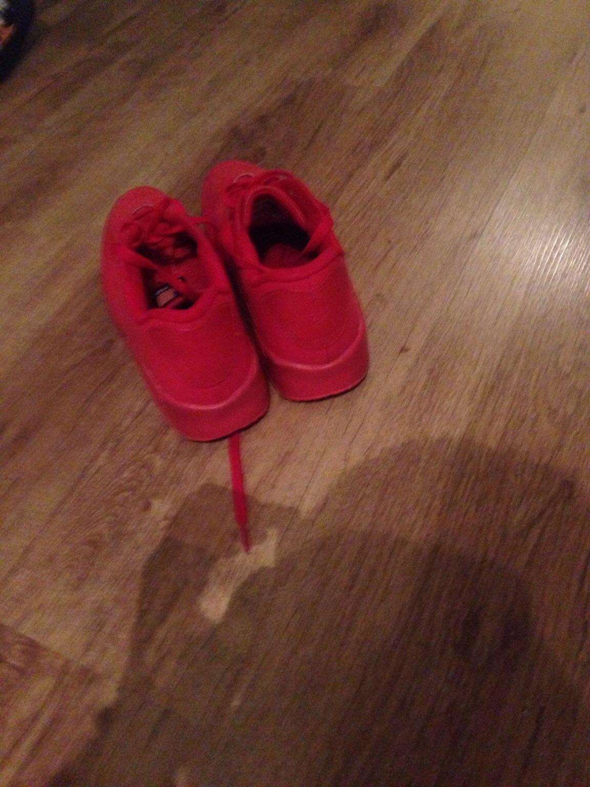 Nike air max Independence day hyperfuse red