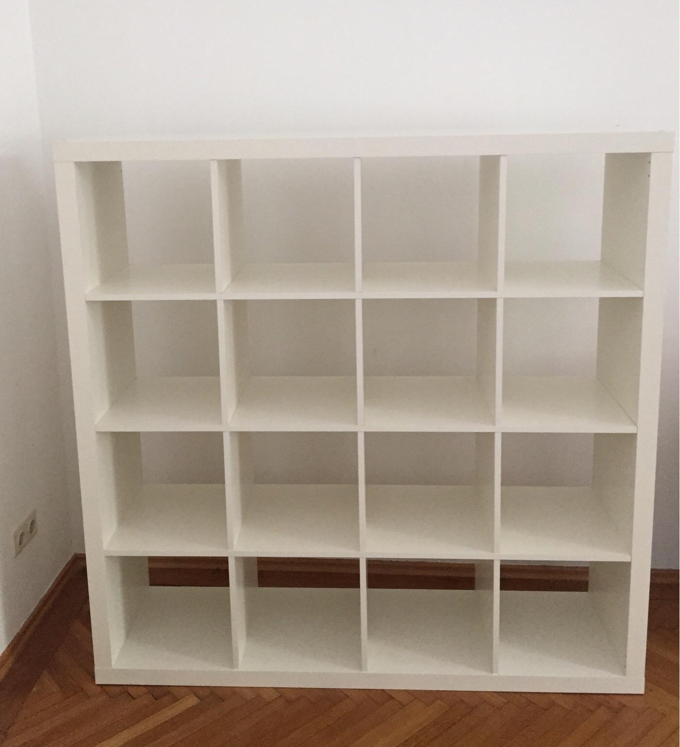 Ikea Kallax Ehemals Expedit Regal Weiss In 1090 Wien For 50 00