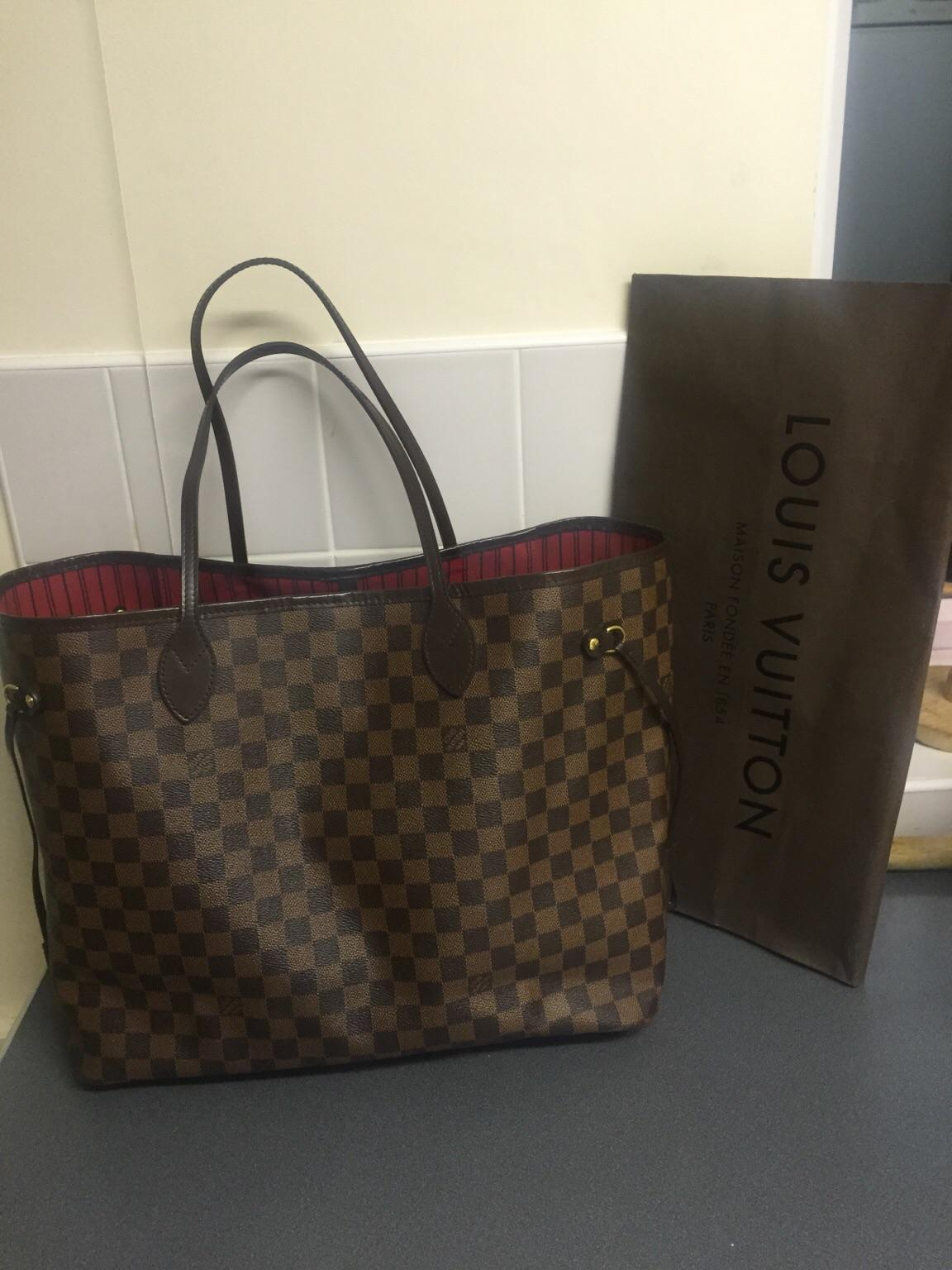898eb051e361 Authentic Louis Vuitton Neverfull GM in E14 London for £499.00 for sale -  Shpock
