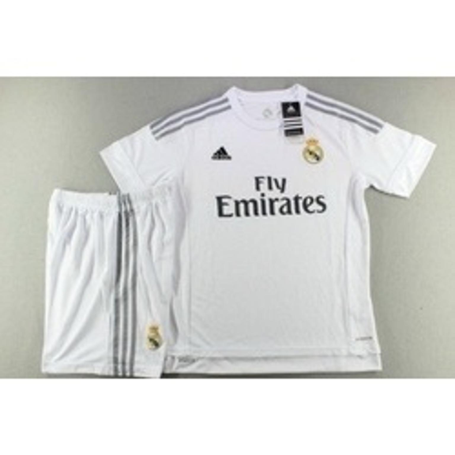 e6258247d Real Madrid Boys kids Football kit. Ronaldo7 in BD3 Bradford for £22 for  sale - Shpock