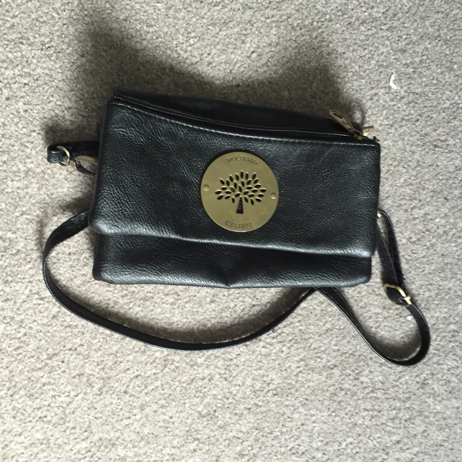 0791cc51f3b9 Lovely fake Mulberry small cross body bag in PE4 Peterborough for £10.00  for sale - Shpock