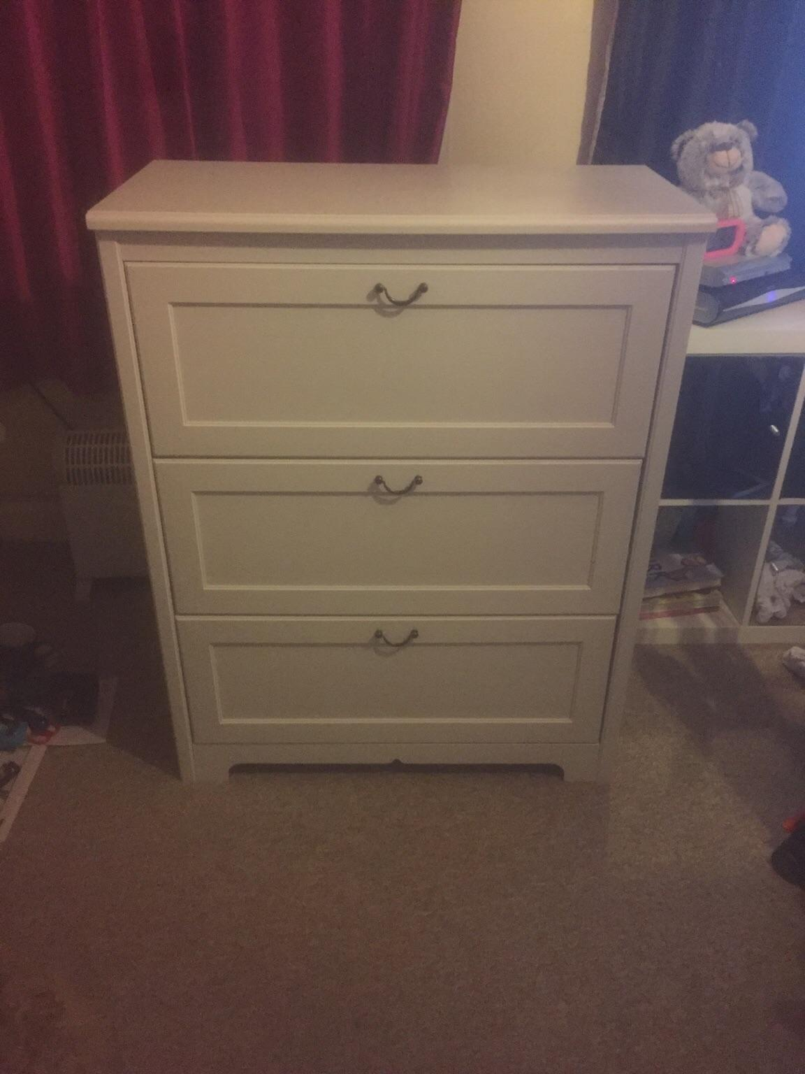 Ikea Aspelund chest of draws in SM3