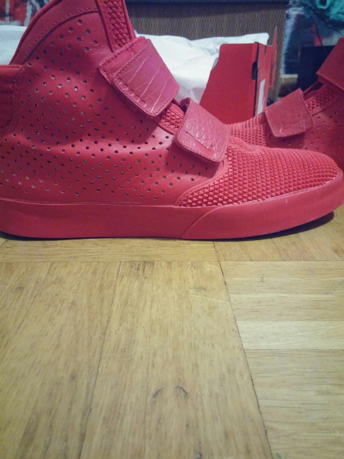 Nike flystepper 2k3 Red rot