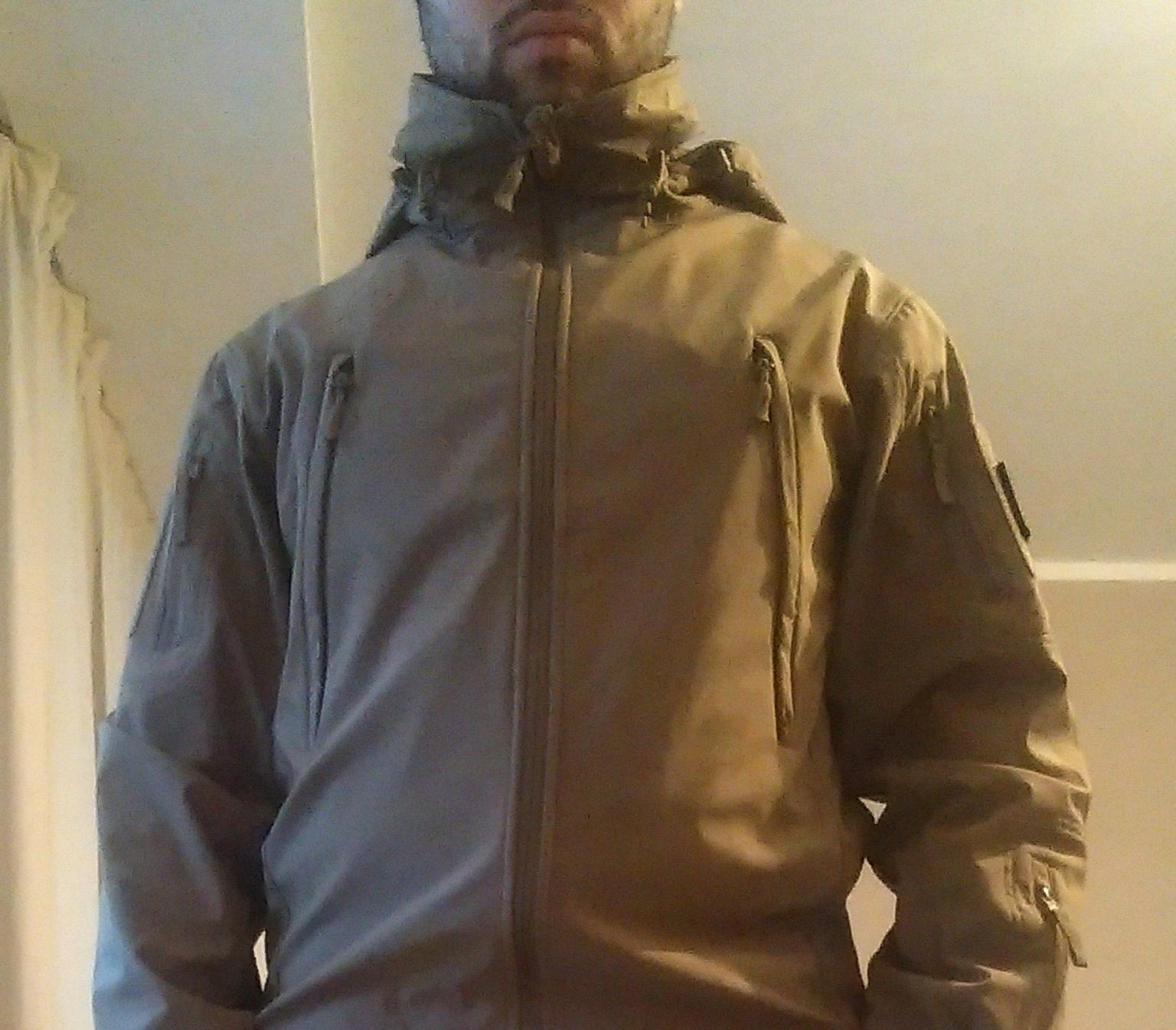 condor summit softshell jacke