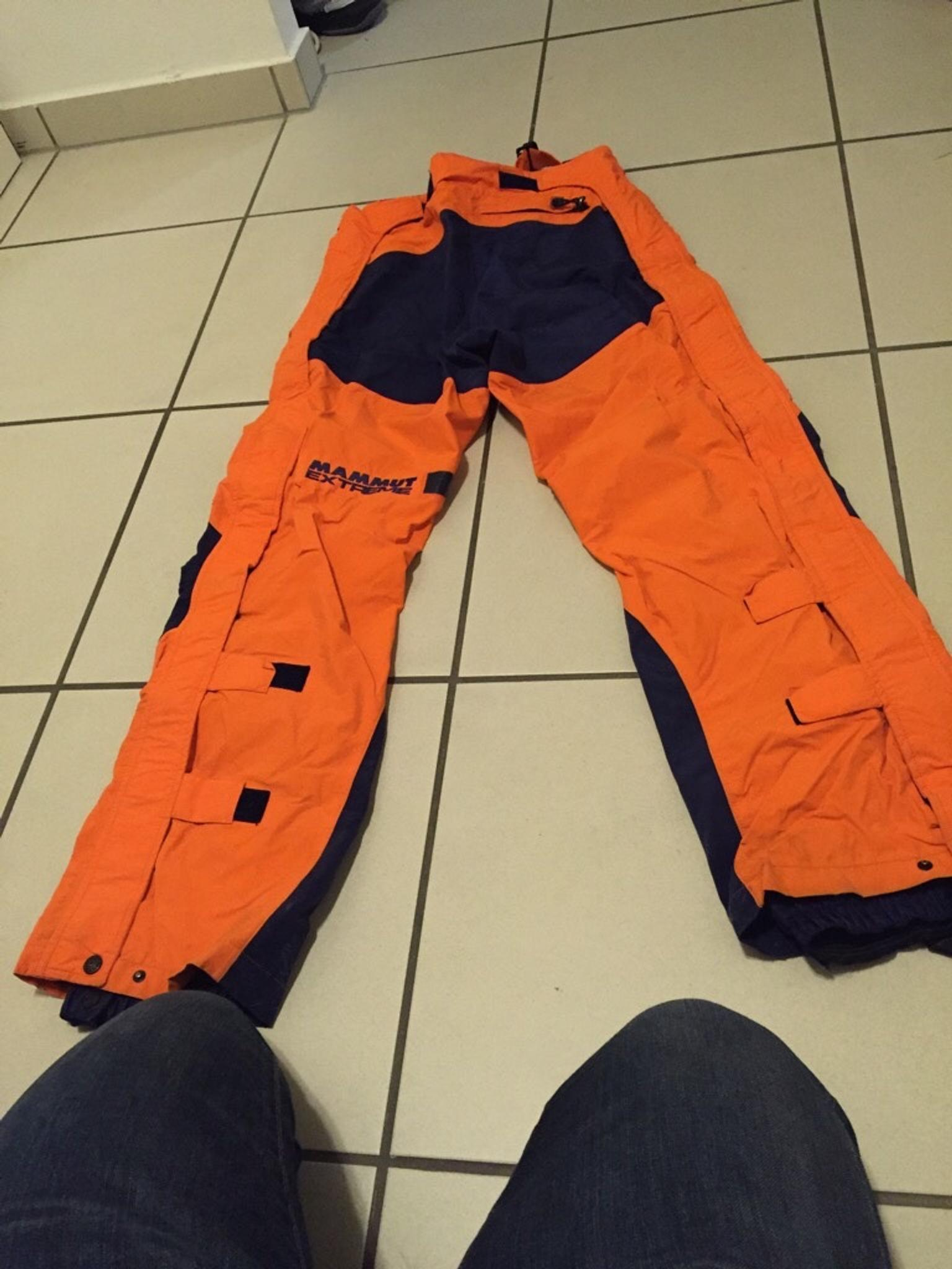 on feet images of new images of high quality Mammut Extreme Hose Gr48 goretex