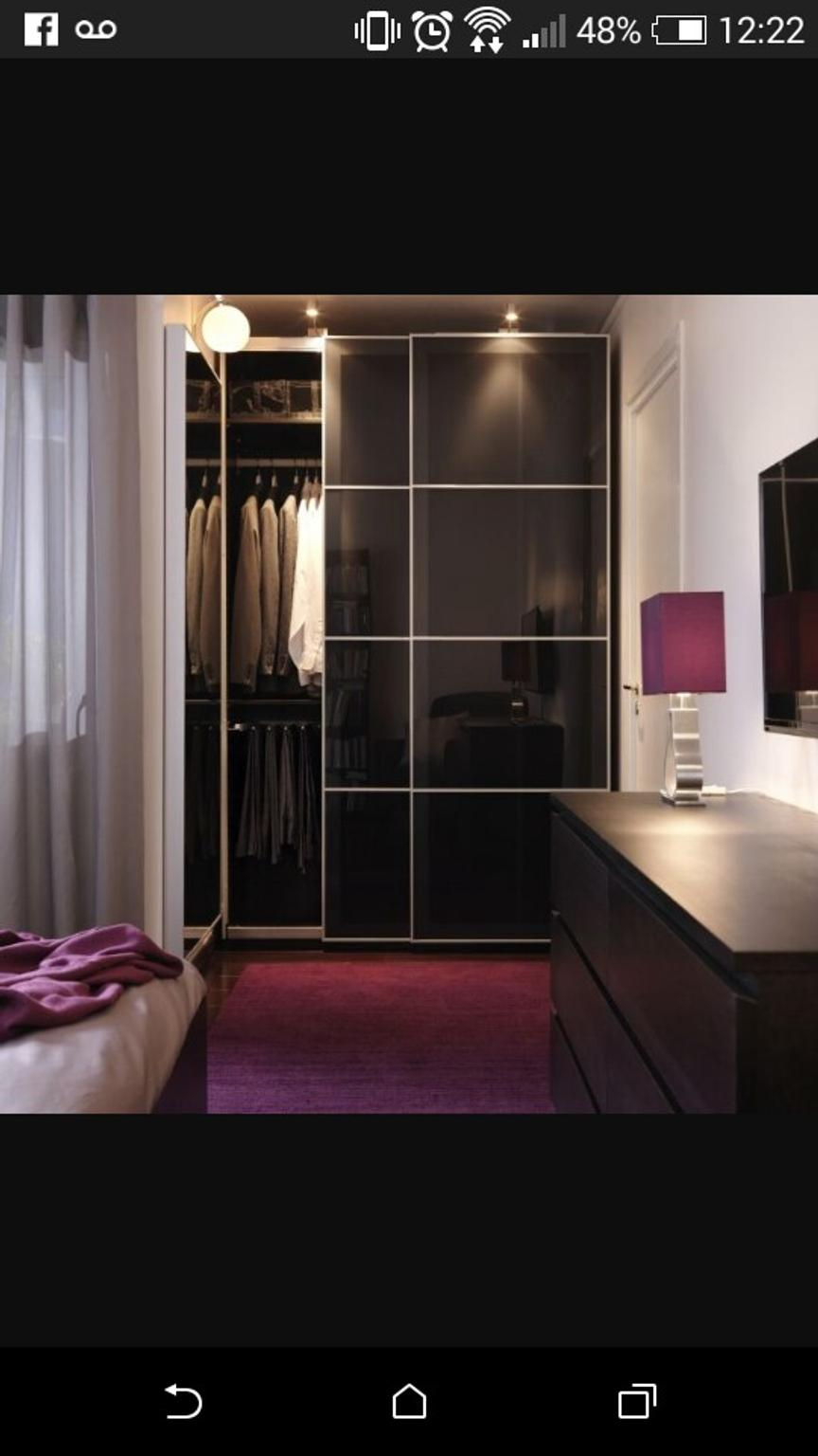 finest selection 40a1d 50846 Ikea Pax Uggdal Wardrobe