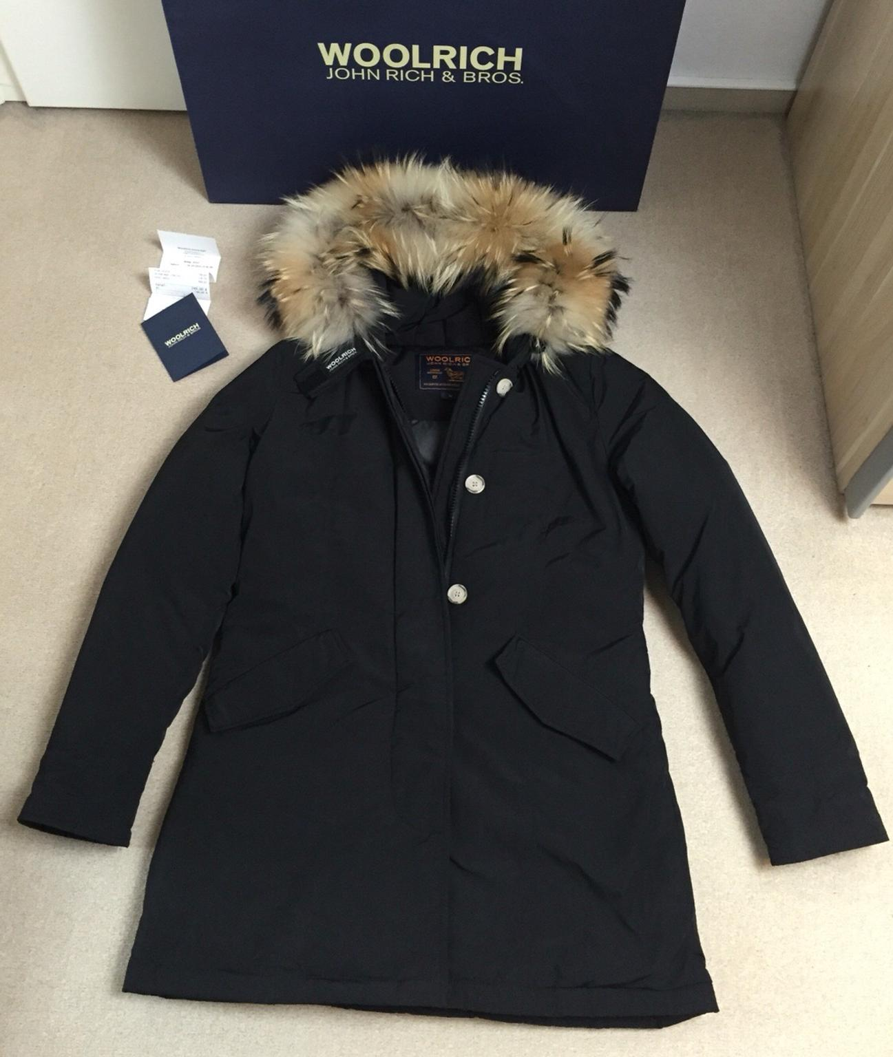 wholesale dealer d049d e6178 Woolrich Luxury Arctic Parka Gr. M **WIE NEU*