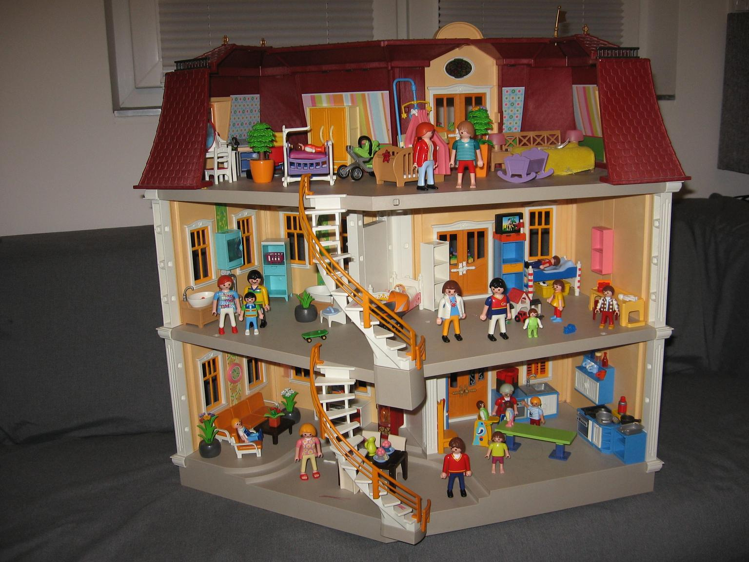 Playmobile Villa