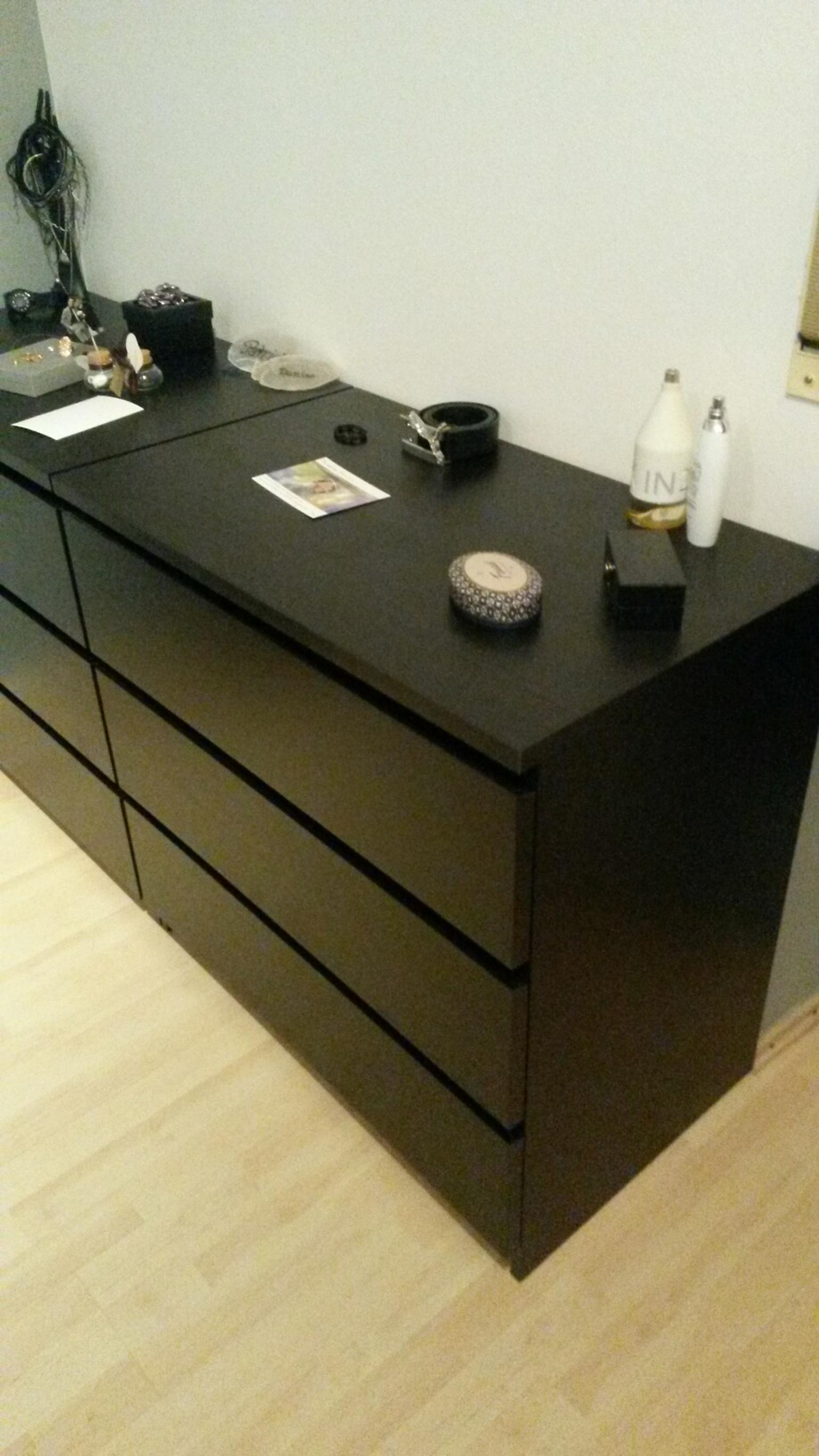 Ikea Malm Kommode Schwarz In 91207 Lauf An Der Pegnitz For 45 Shpock
