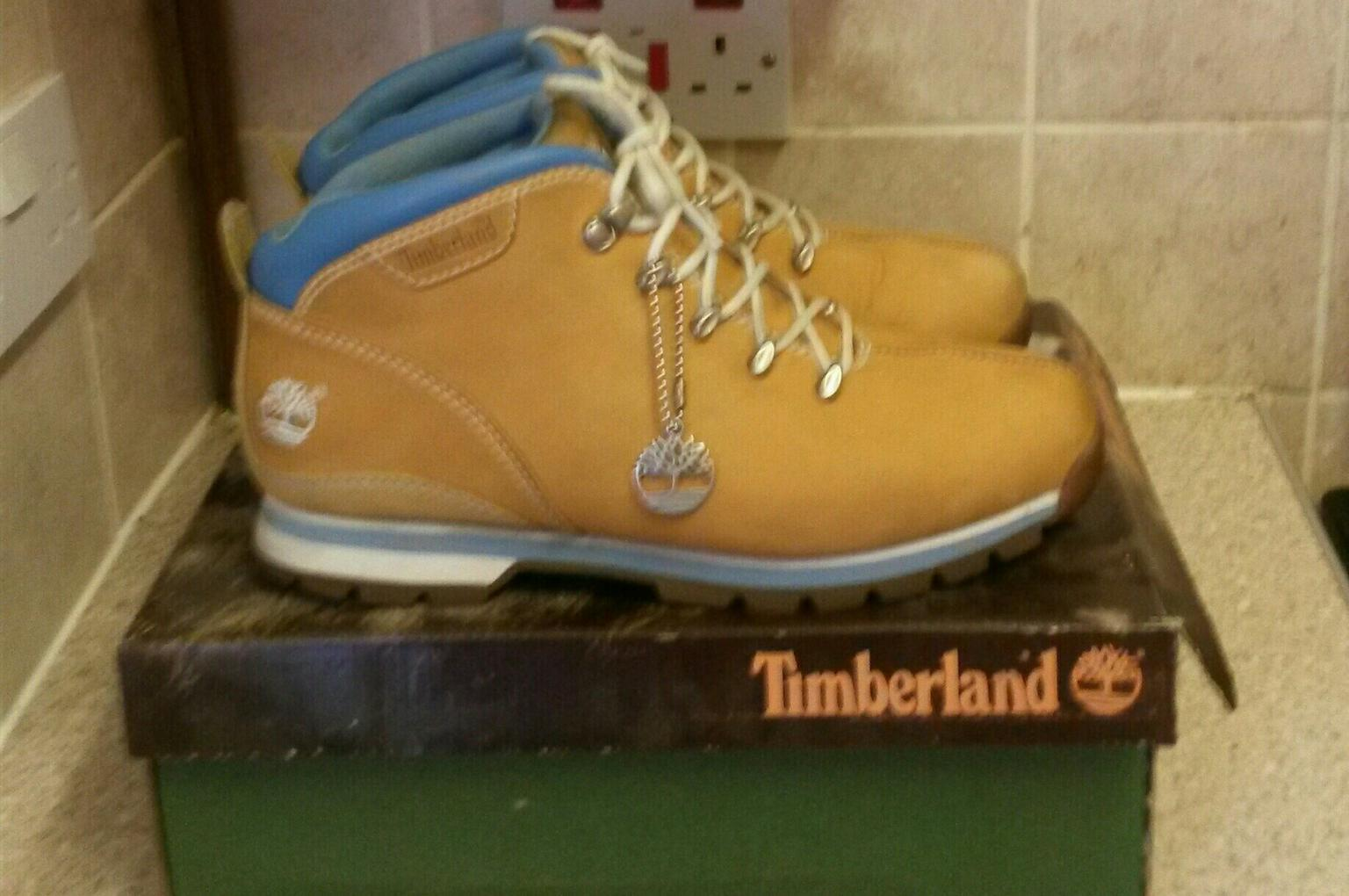 Mens genuine timberland boots.UK size 8 in B19 Birmingham for £40 for sale  - Shpock 3dea78e8174d