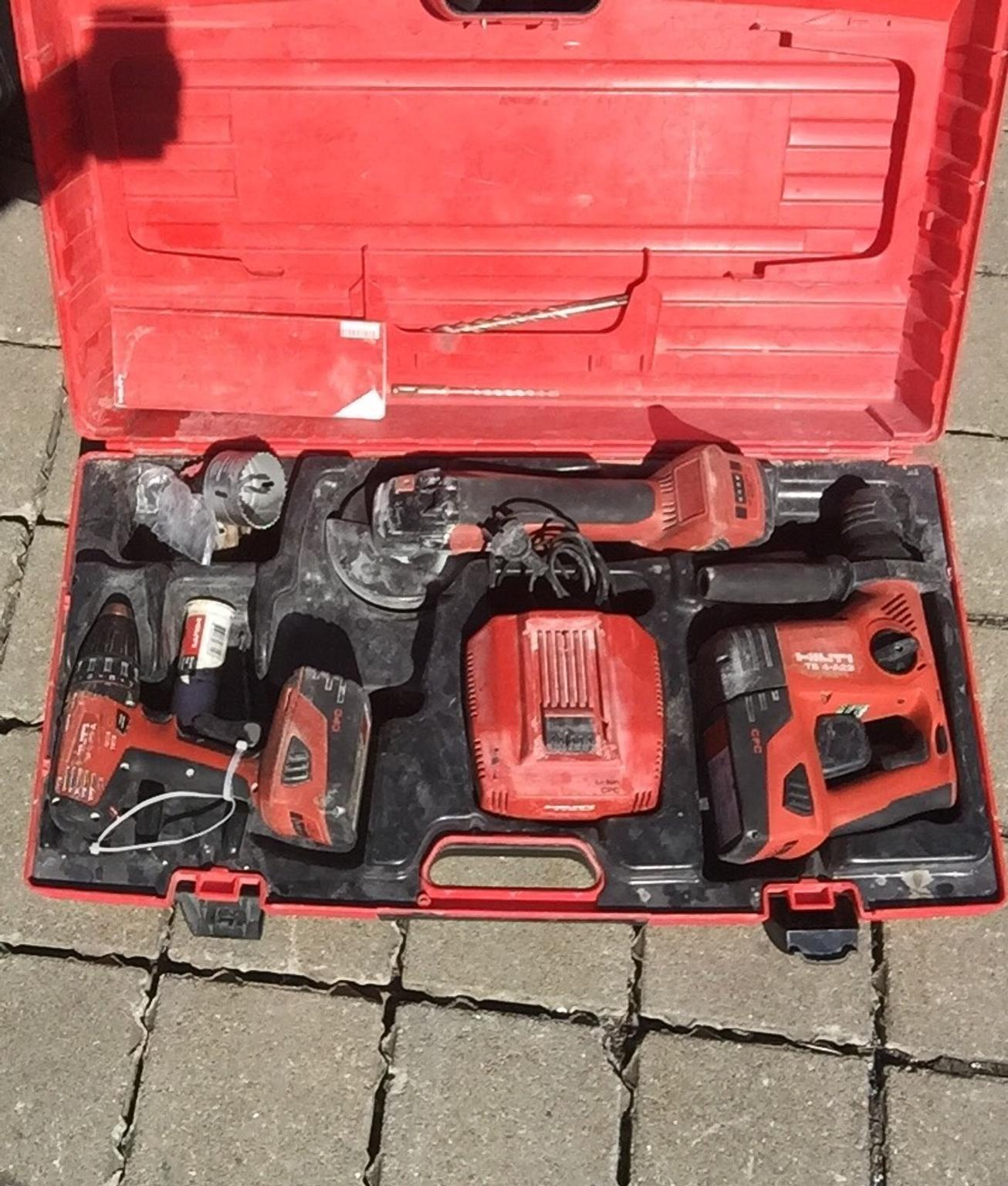 hilti 3 tool kit neuwertig in 6020 innsbruck for. Black Bedroom Furniture Sets. Home Design Ideas