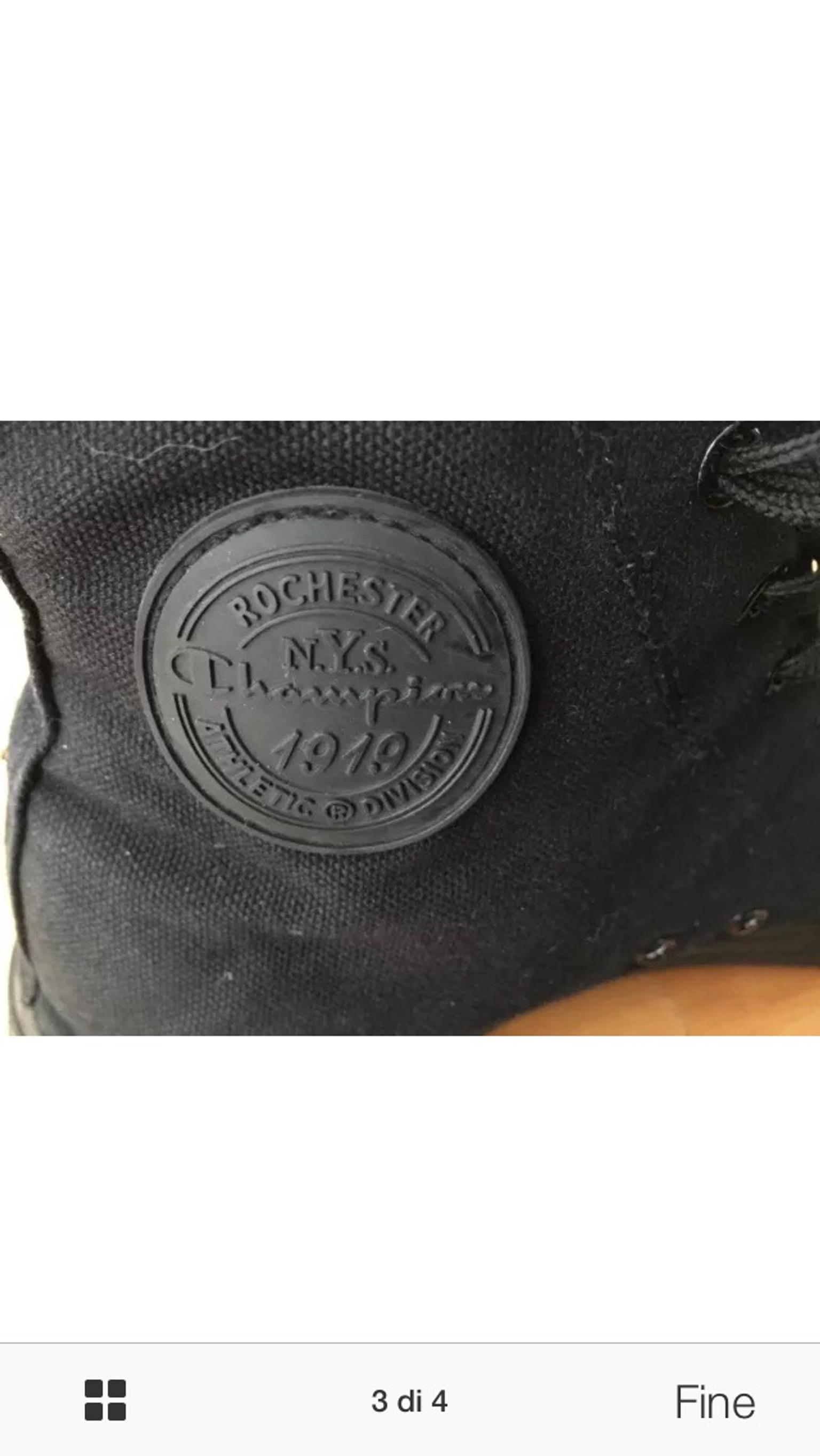 11cbacd171a1 SCARPE CHAMPION TIPO CONVERSE 41.5 UK 7. in 00155 Roma for €10.00 for sale  - Shpock