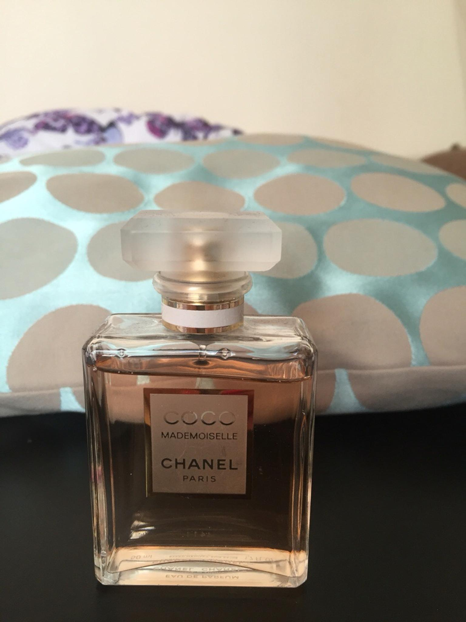 Genuine Chanel Coco Mademoiselle 50ml In Co2 Colchester For 3500