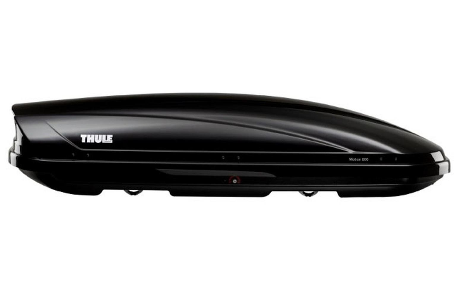 Thule Motion 800 Black Glossy Roof Box In Minsterley For 350 00 For Sale Shpock