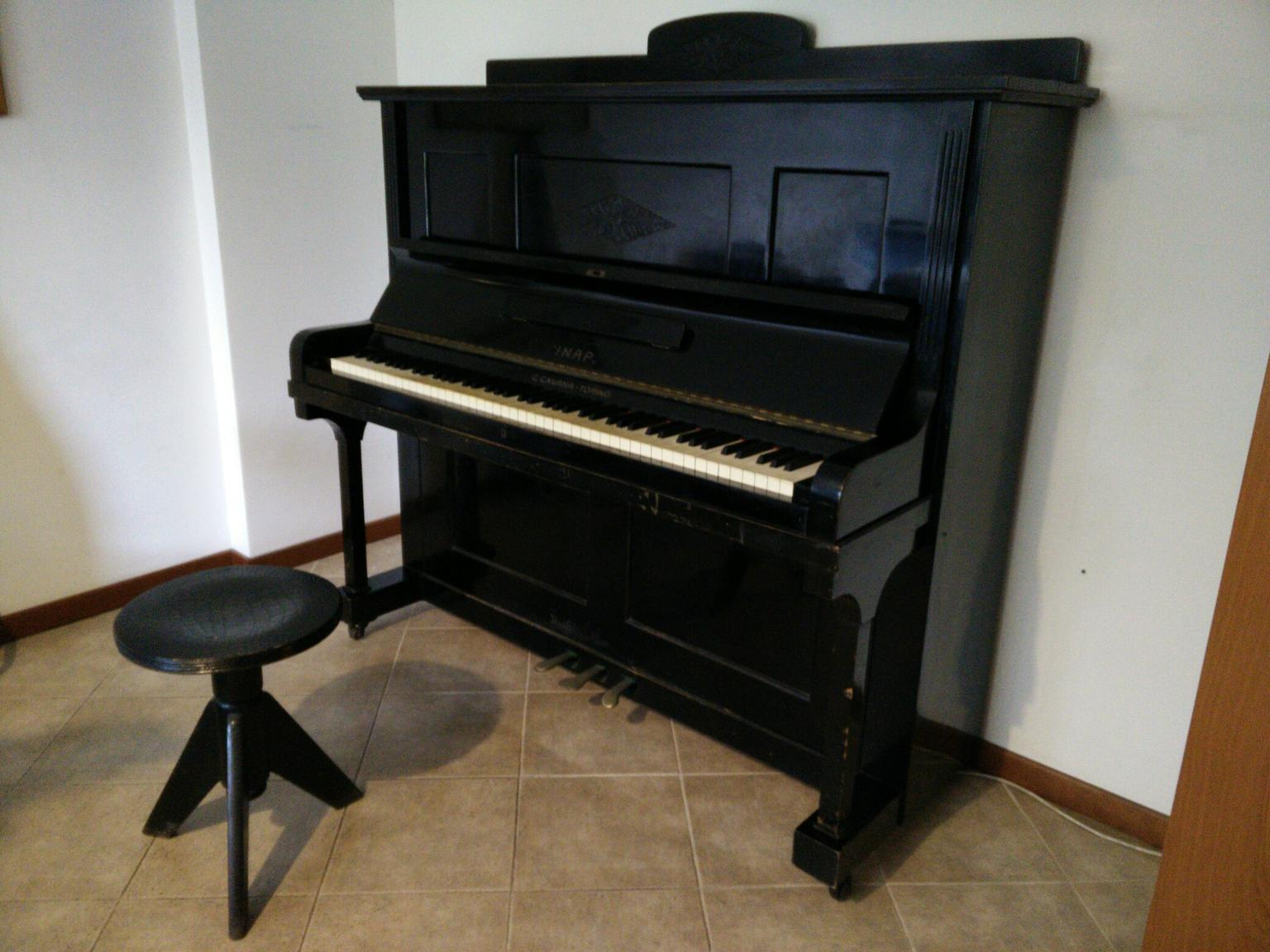 Pianoforte verticale inap g. cavana in 00138 roma for u20ac300.00 for