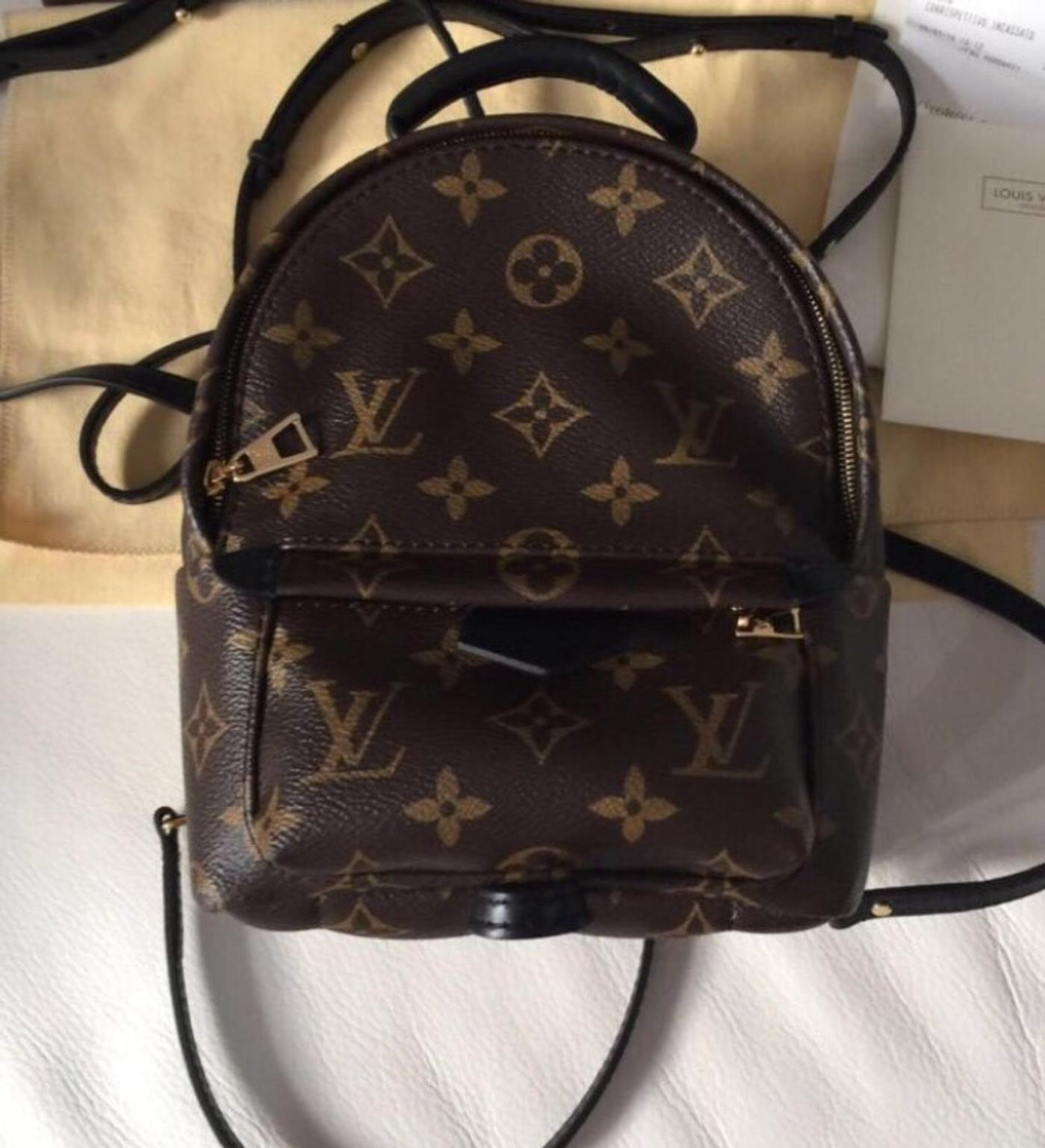 12392d231f0d LOUIS VUITTON Palm Springs Backpack Mini in SE16 London for £350.00 ...