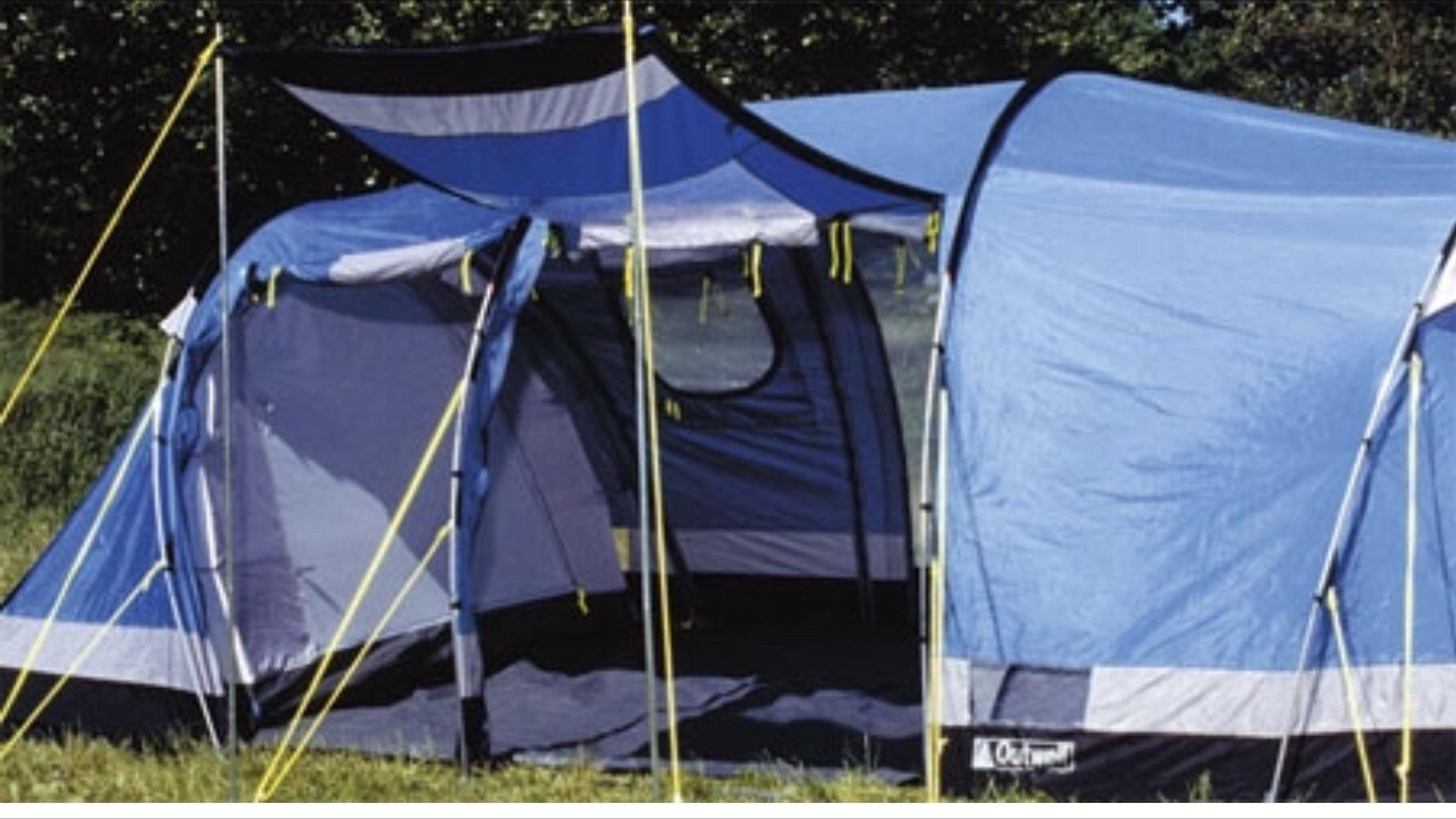 Outwell Winfield Plus 5 man tent