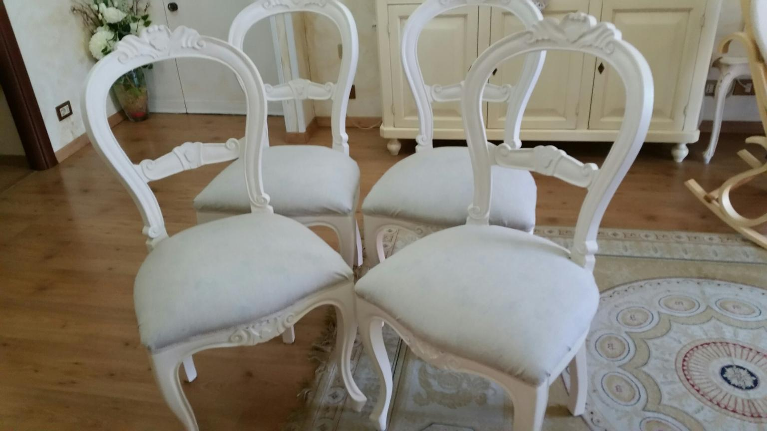 Sedie Shabby Chic Roma : Sedie shabby chic in 00169 roma for u20ac240.00 for sale shpock