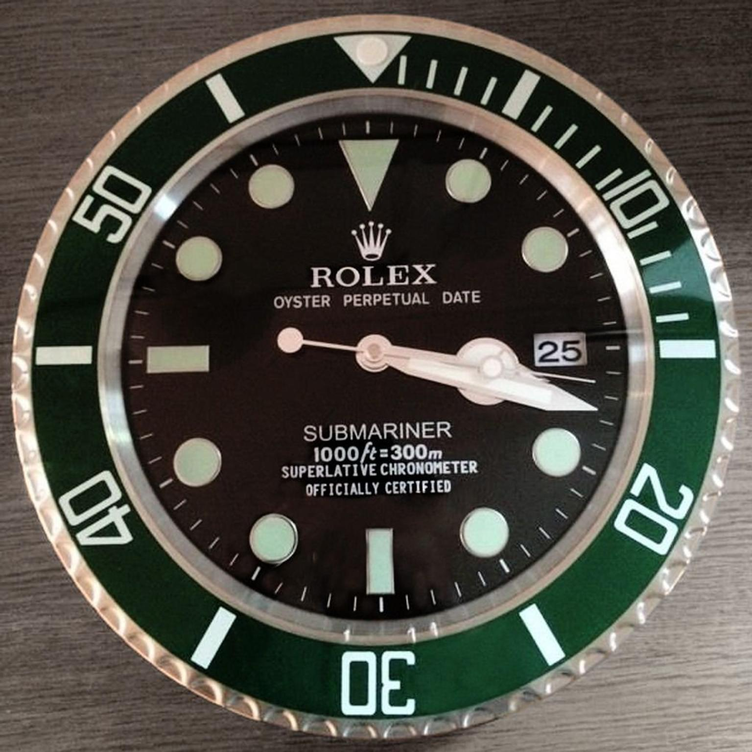 Rolex Wall Clock New In Swansea 80 Sa1 For 00 Shpock