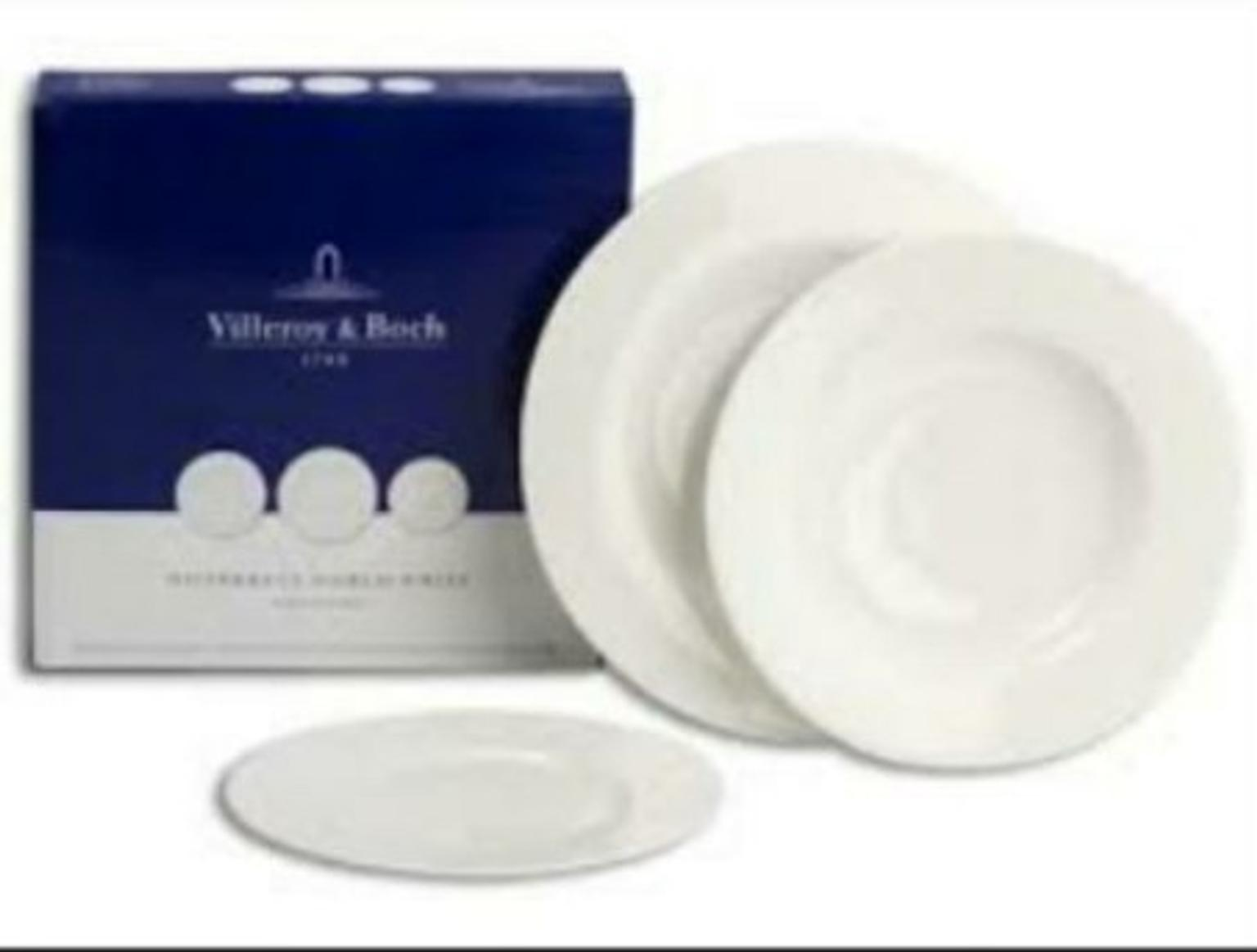 Villeroy E Boch Piatti.Piatti Villeroy E Boch In 20134 Milano For 130 00 For Sale Shpock