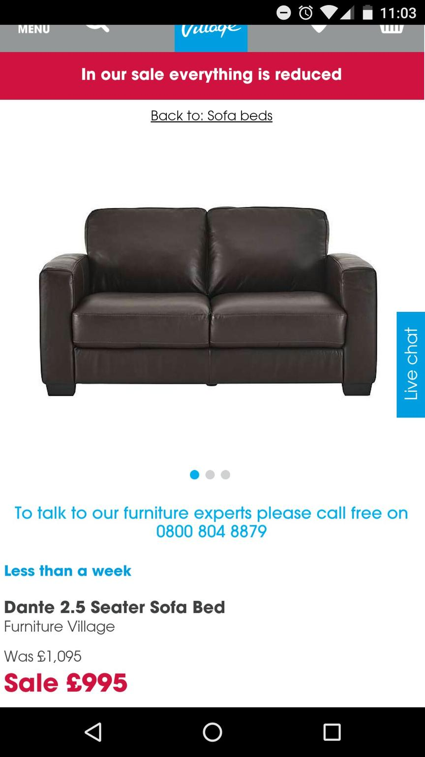 Remarkable Leather Sofabed Sofa Double Bed Dante Alphanode Cool Chair Designs And Ideas Alphanodeonline