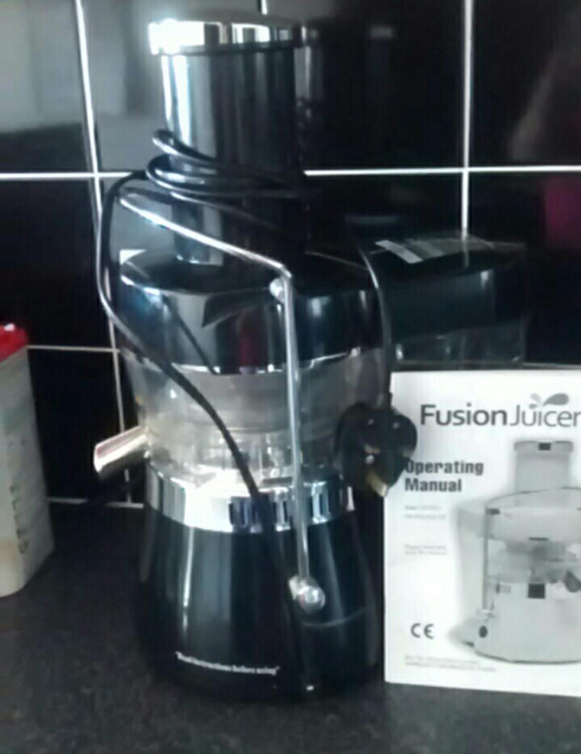 Jason vale fusion juicer in W4 London for free for sale | Shpock