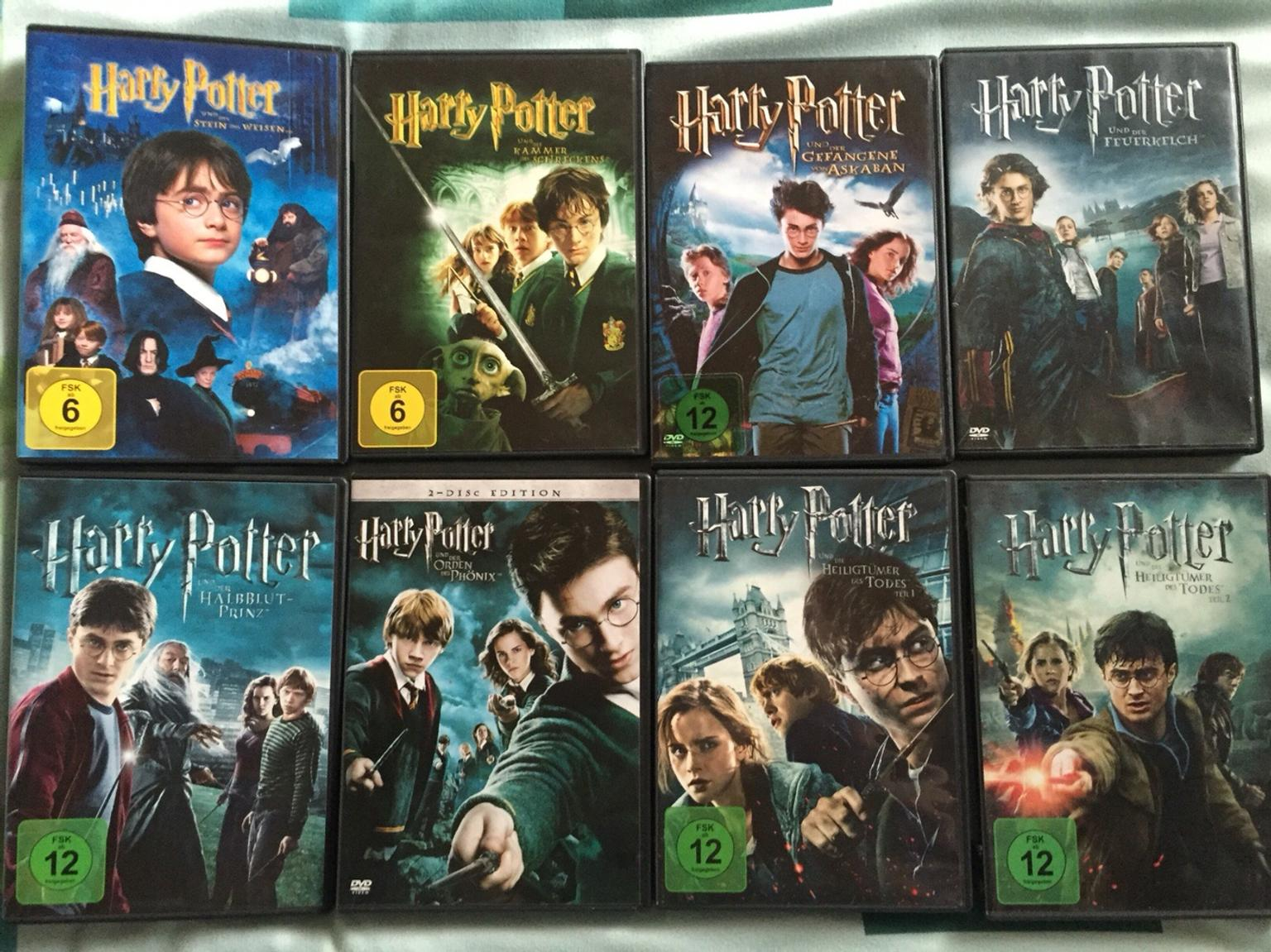 Harry Potter Teil 5 Ganzer Film Deutsch