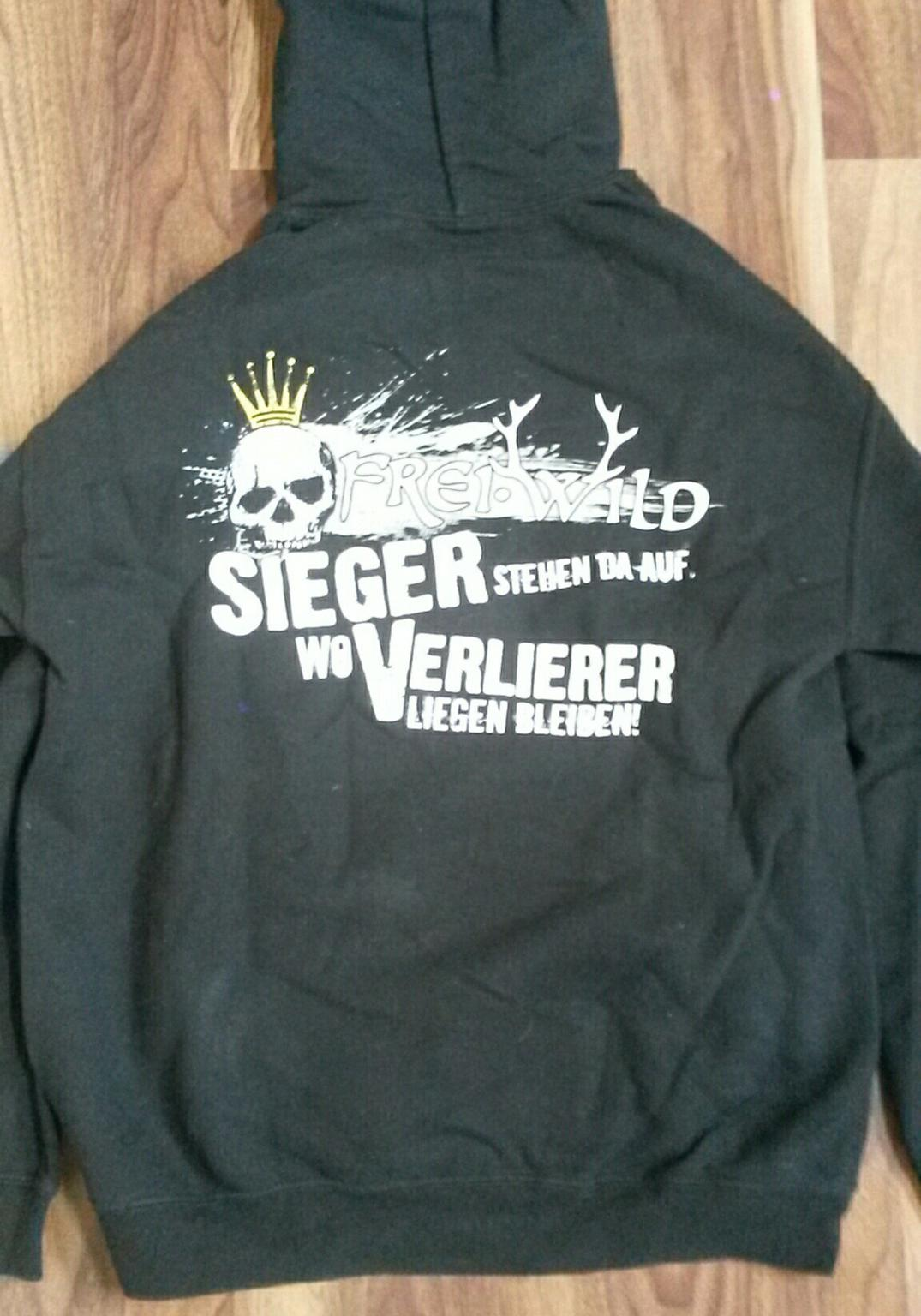 Frei.Wild Hoodie: You are the best..