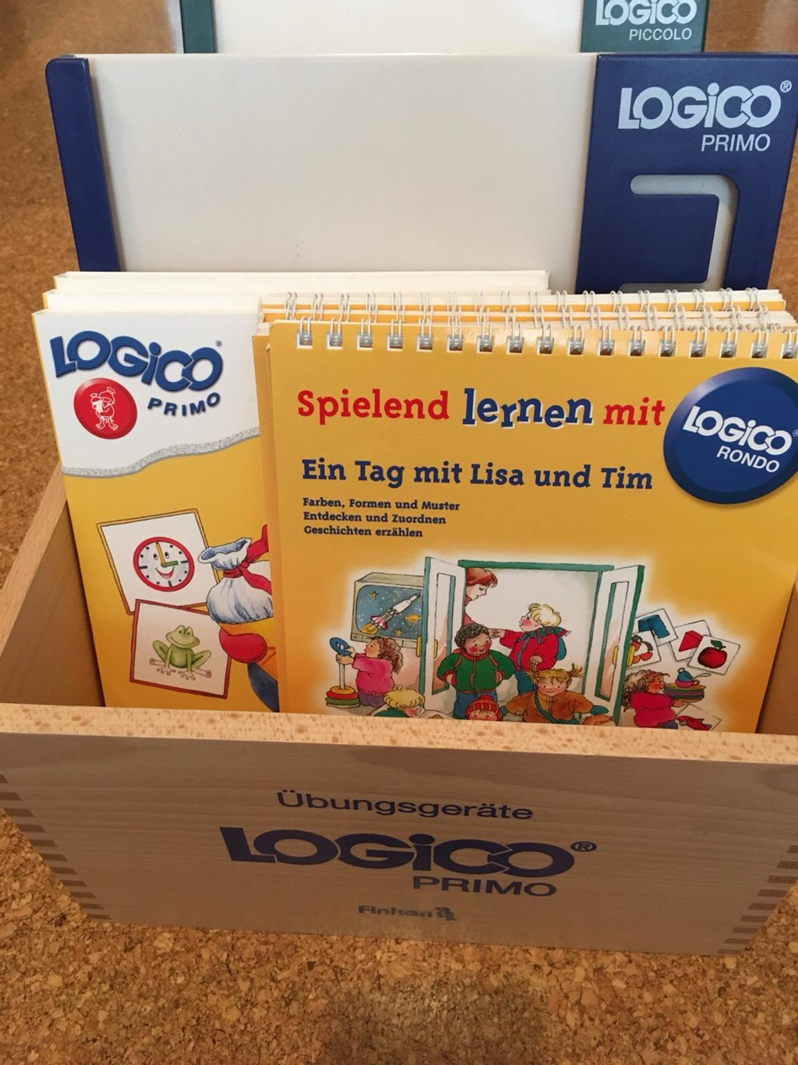 Hedendaags LOGICO PRIMO & PICCOLO in 28259 Bremen for €90.00 for sale - Shpock XC-76