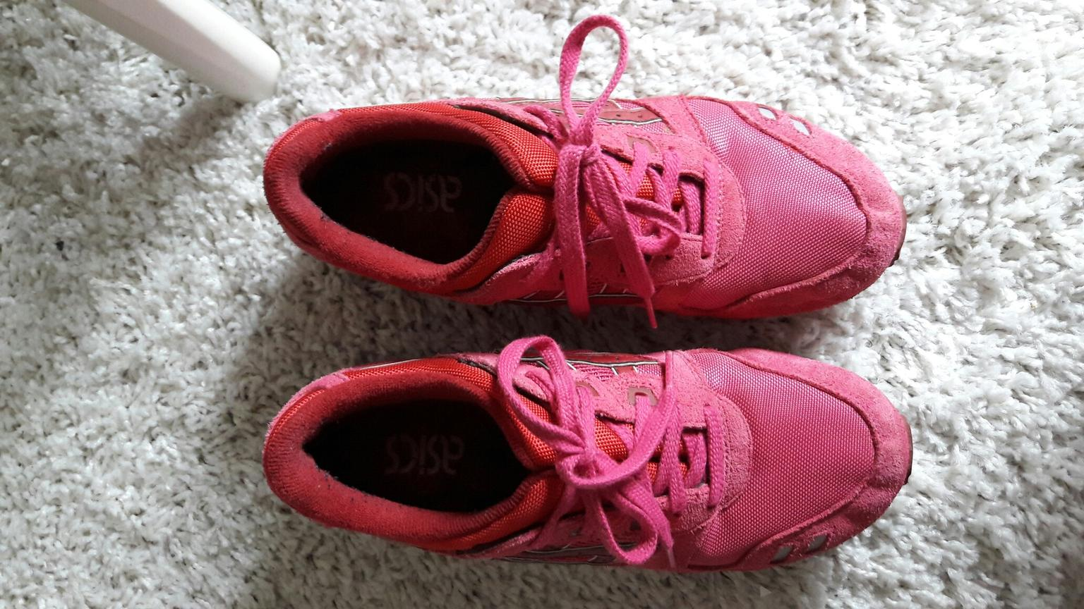 Asics Gel Lyte 3 in Pink rot limited 39 in 22081 Hamburg for