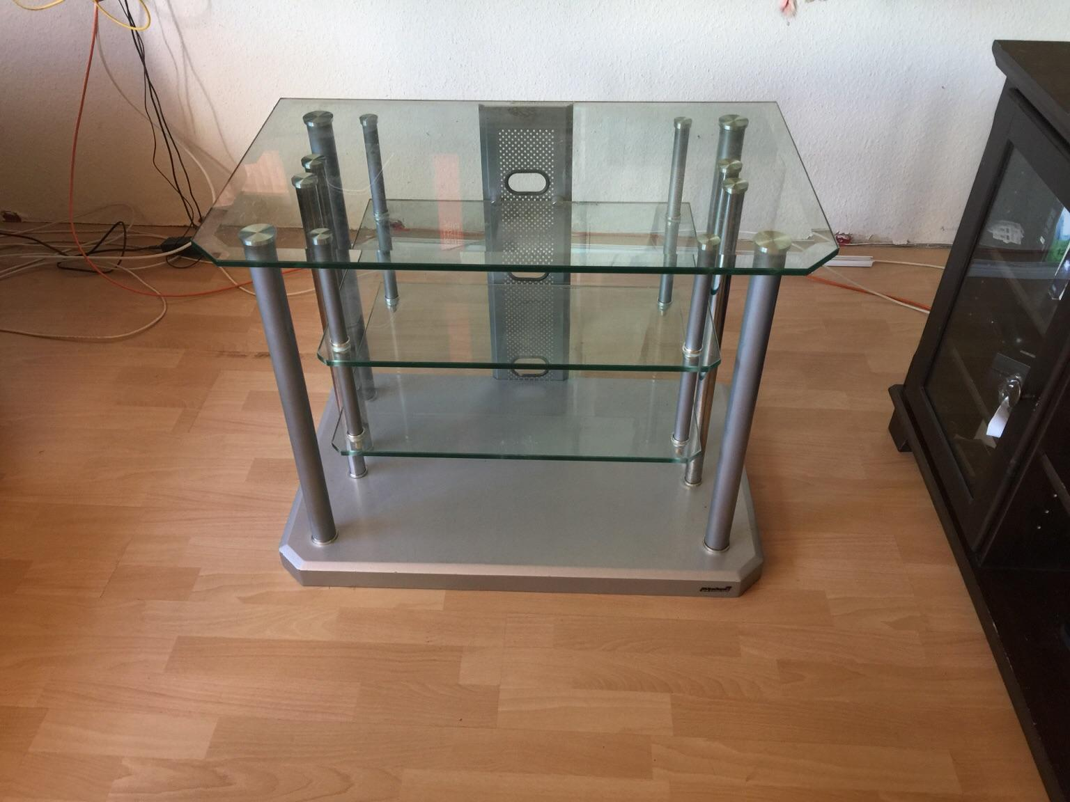 Tv Rack Glas Bfk Collection In 68723 Oftersheim For 1 00 For Sale Shpock