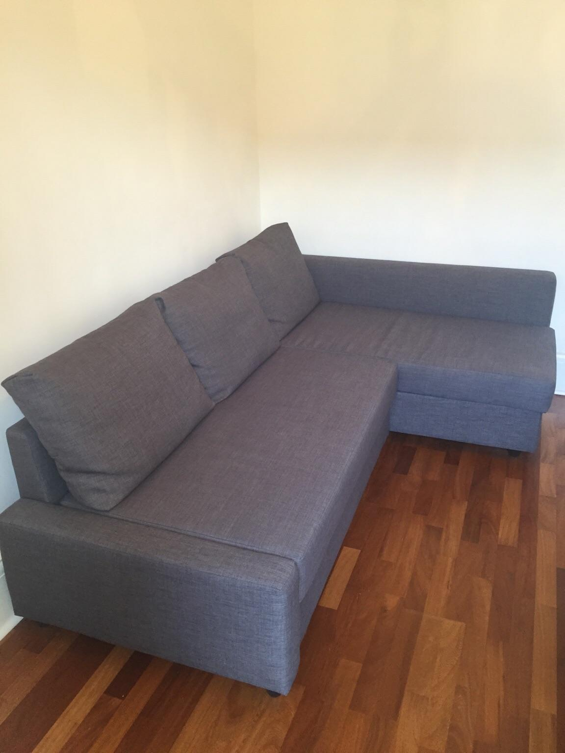 ikea friheten sofa bed in w2 london for for sale. Black Bedroom Furniture Sets. Home Design Ideas