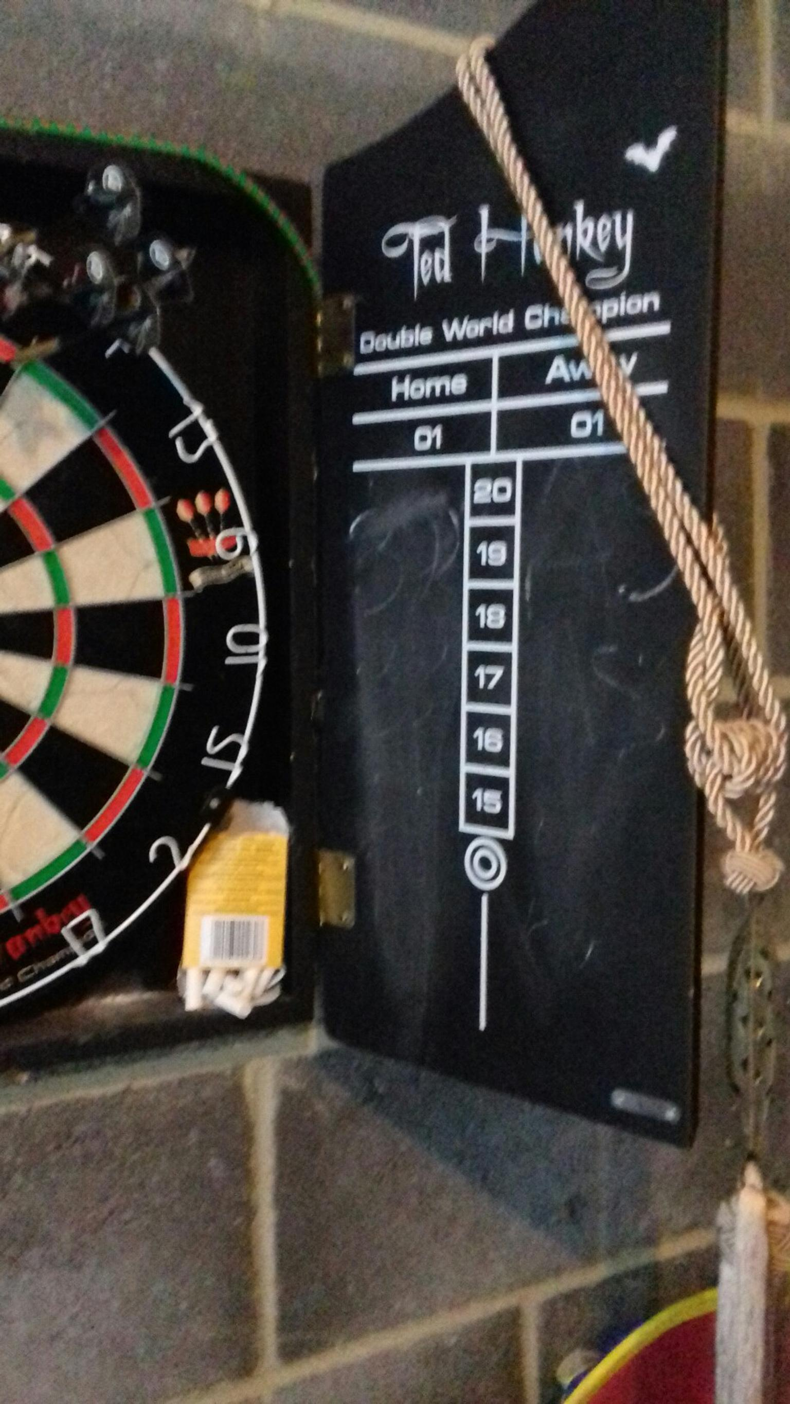 Ted Handy Dartboard