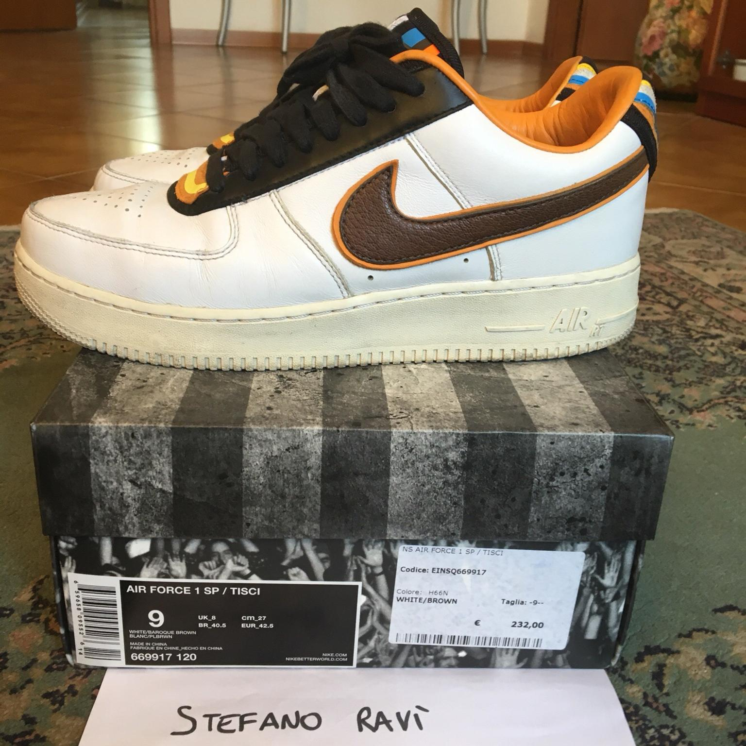 air force 1 castomizzate
