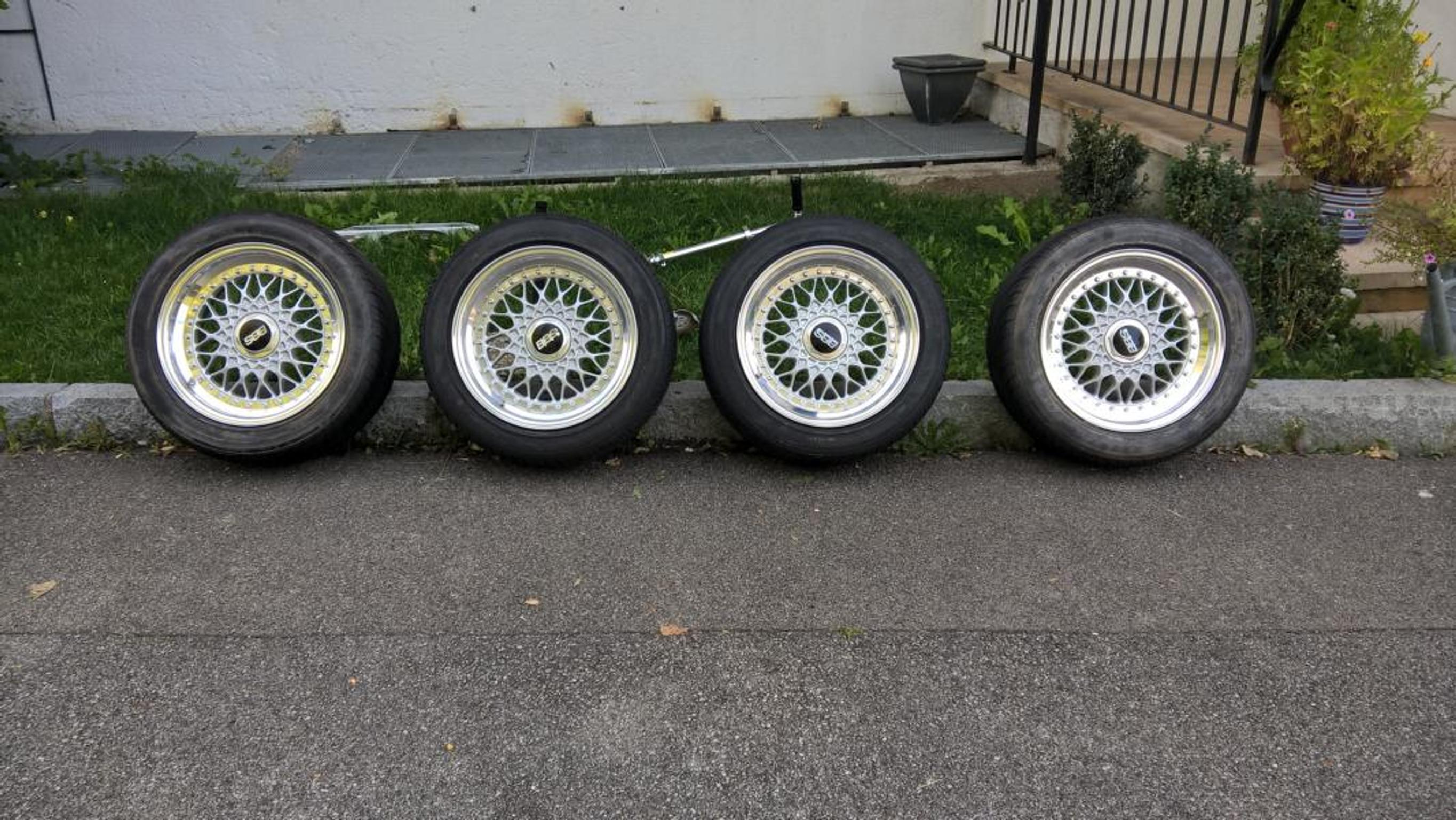 Bbs Rs 070 071 Bmw E30 Golf 1 2 Opel 4x100 In 83373 Taching Am See