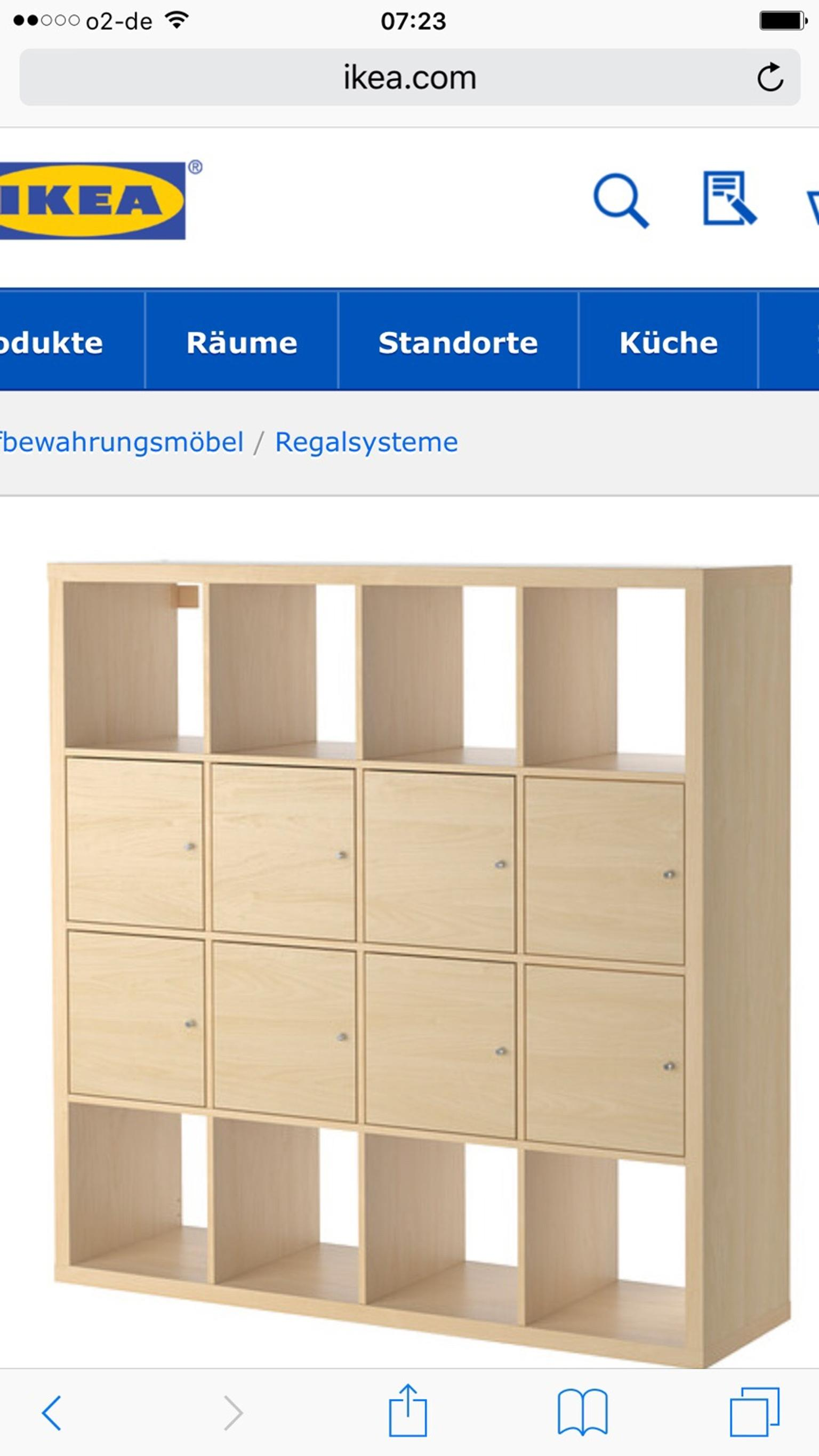 ikea expedit regal verkleinern