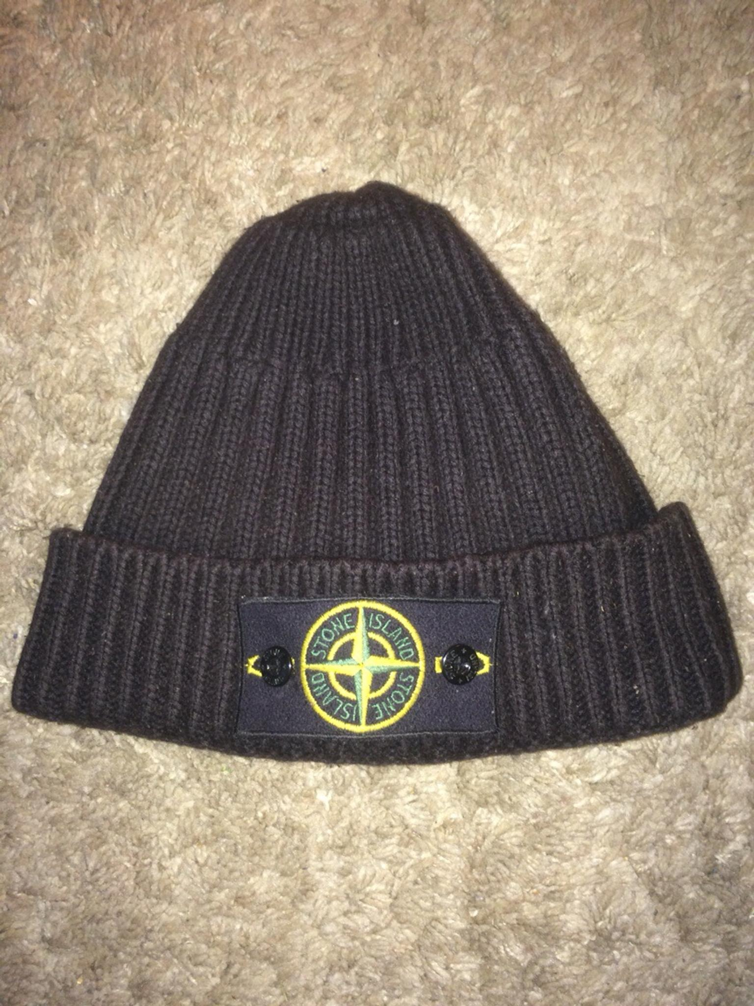 Stone island hat in SS13 Basildon for £35.00 for sale - Shpock 4b1fe6de010