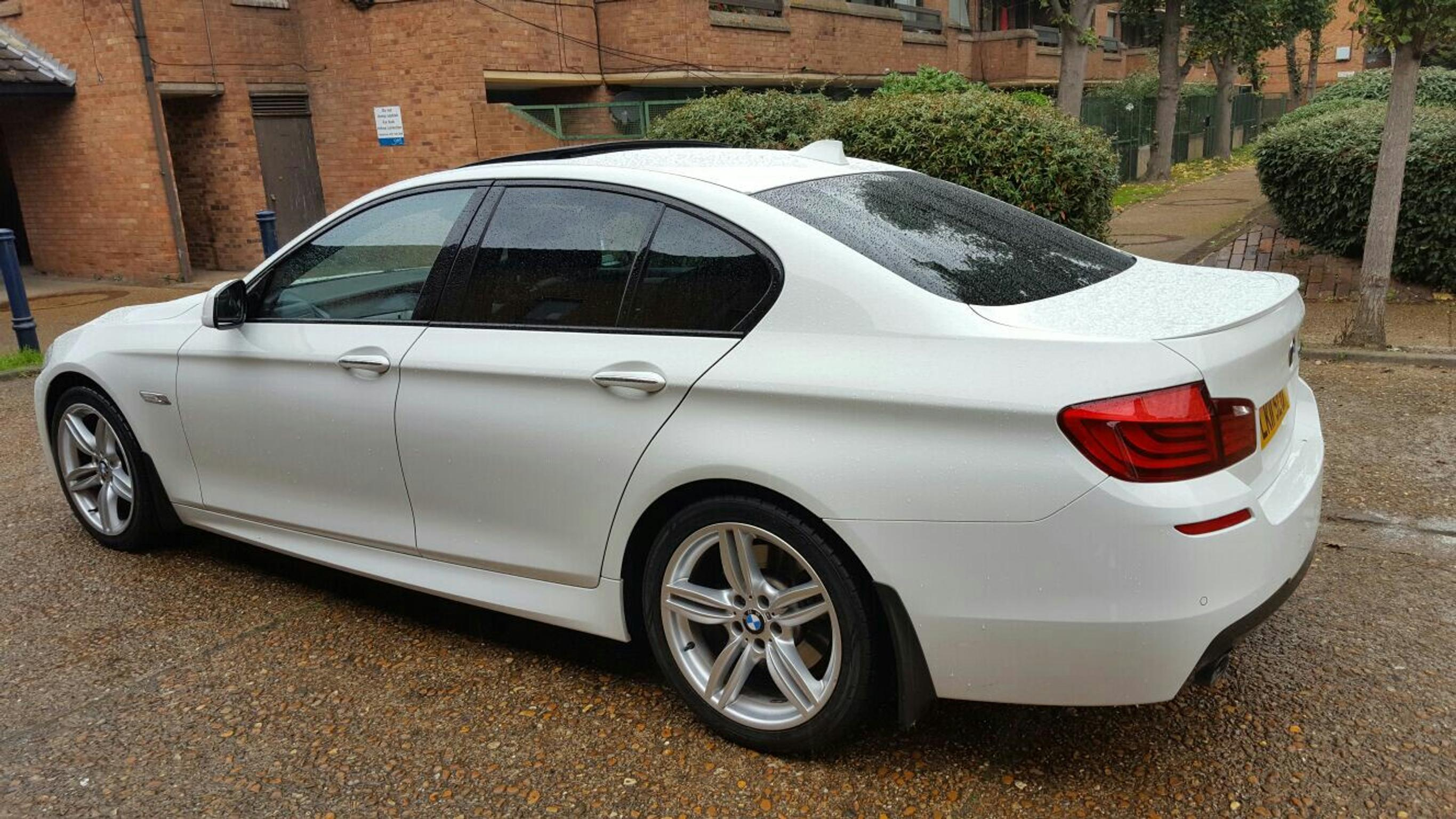 BMW 535D M Sport F10 Fully Loaded!