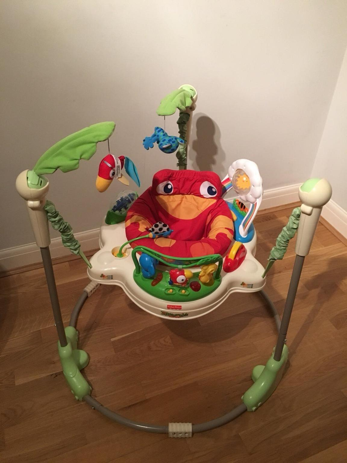 4b7ff7744 Fisher Price Rainforest Jumperoo in SW1W London for £40.00 for sale ...