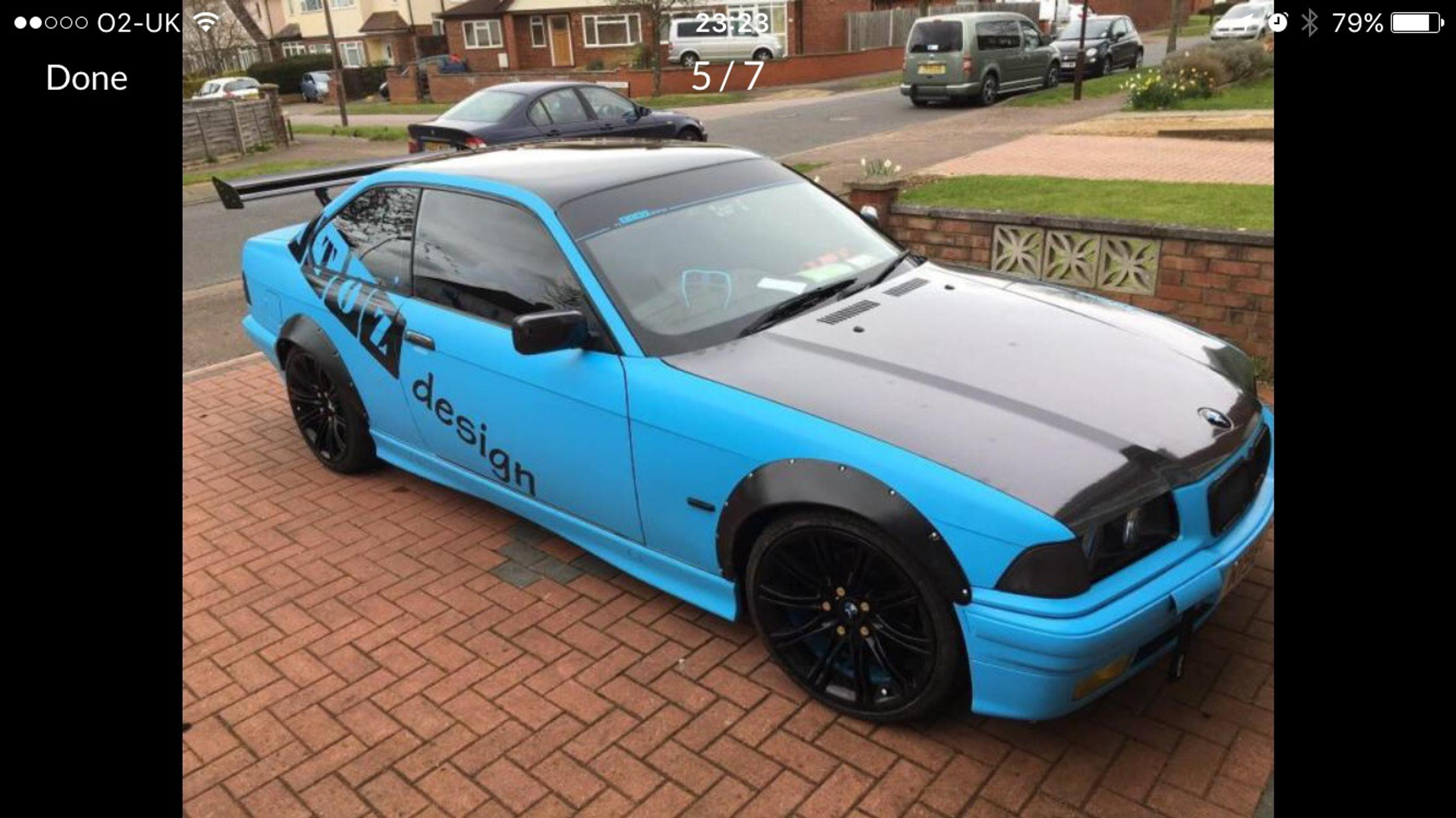 Bmw E36 323 Shell 2 8 Engine Drift Car In Hp1 Hemel