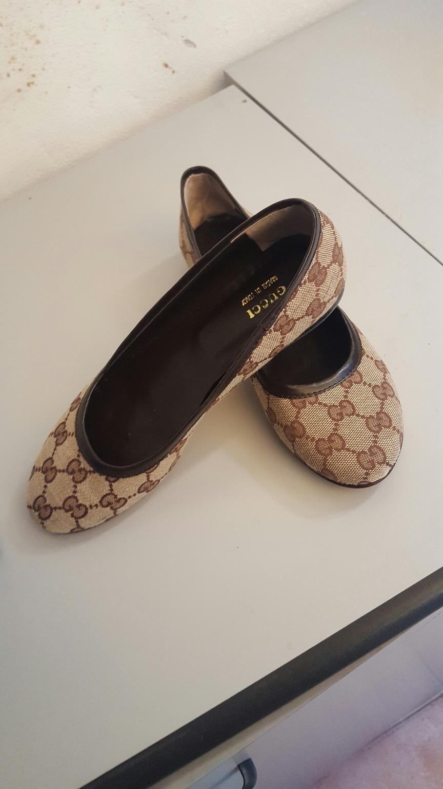 save off 16f19 0ef34 Ballerine GUCCI N°38