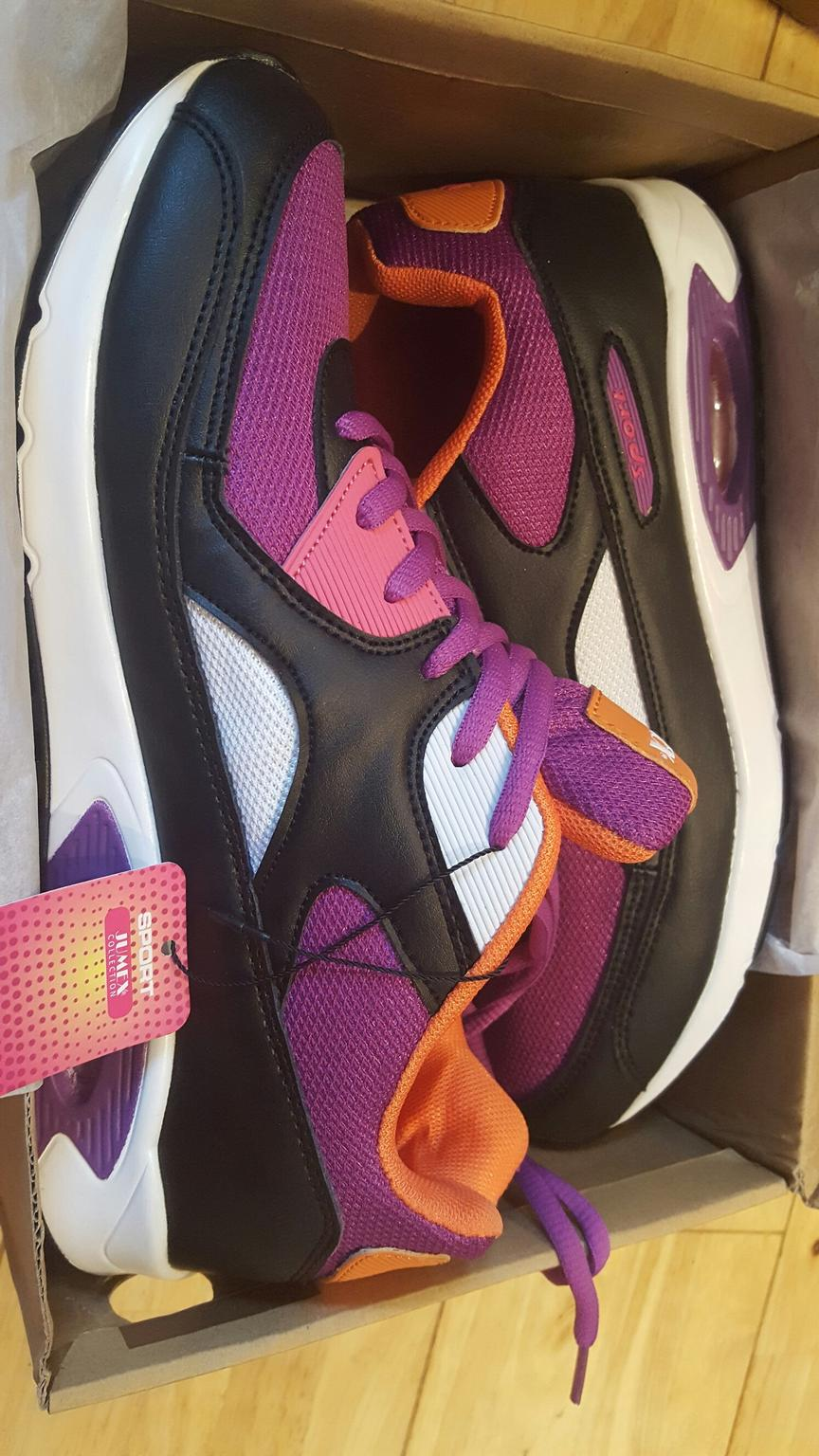 Jumex Collection Sports Trainers Size 19 uk