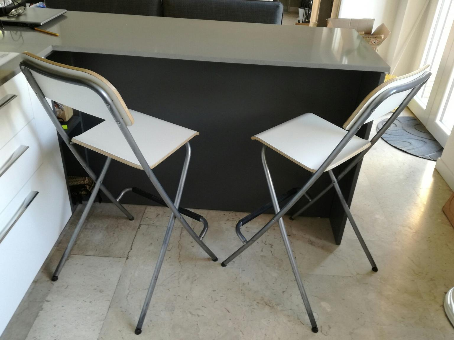 Sedie sgabello franklin ikea in 00124 roma for u20ac18 for sale shpock