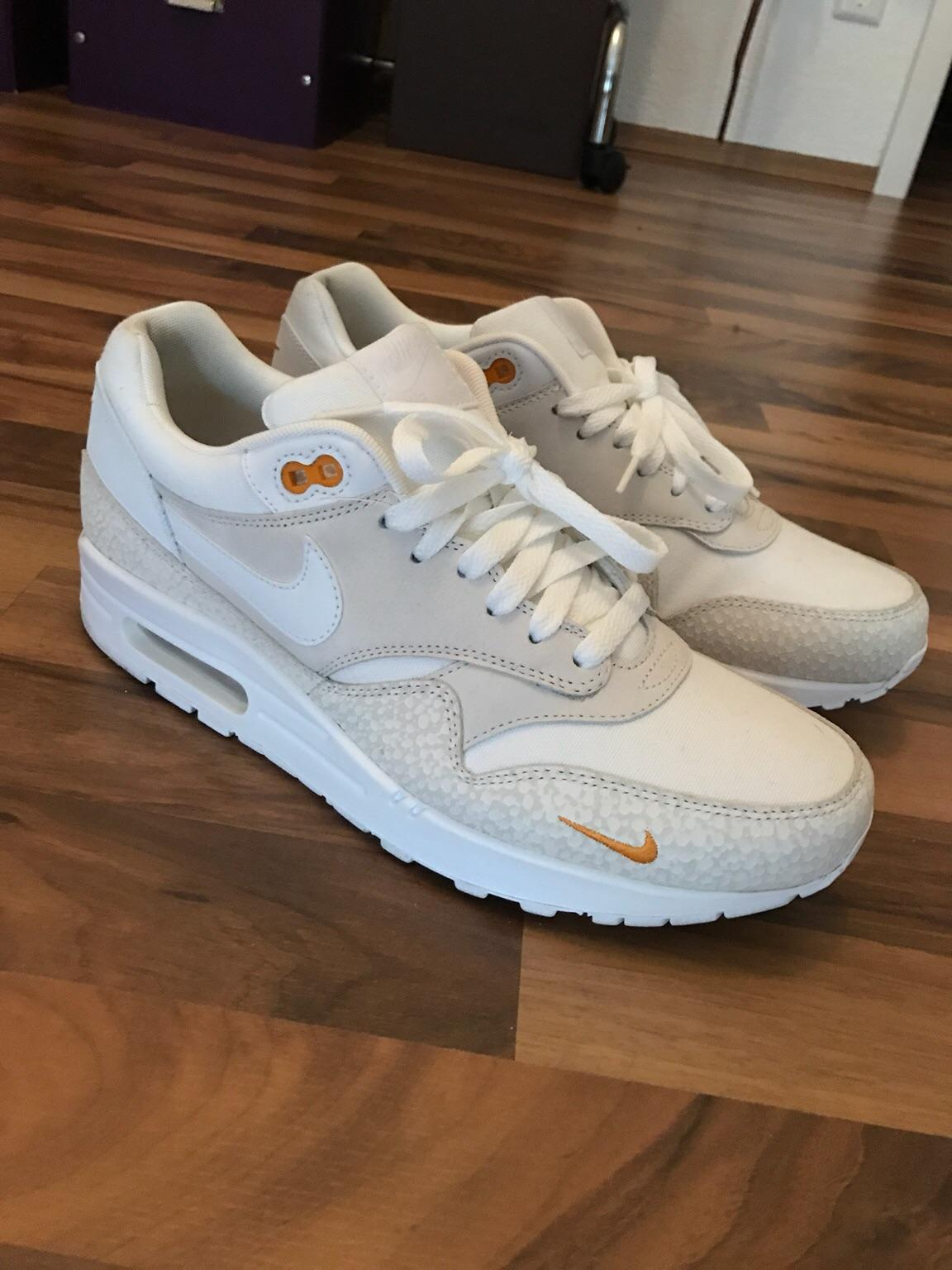 Air Max 1 Kumquat Atmos