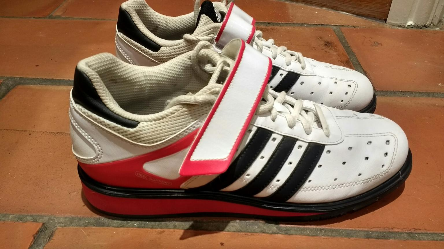 Adidas Power Perfect 2 Weightlifting Powerlifting
