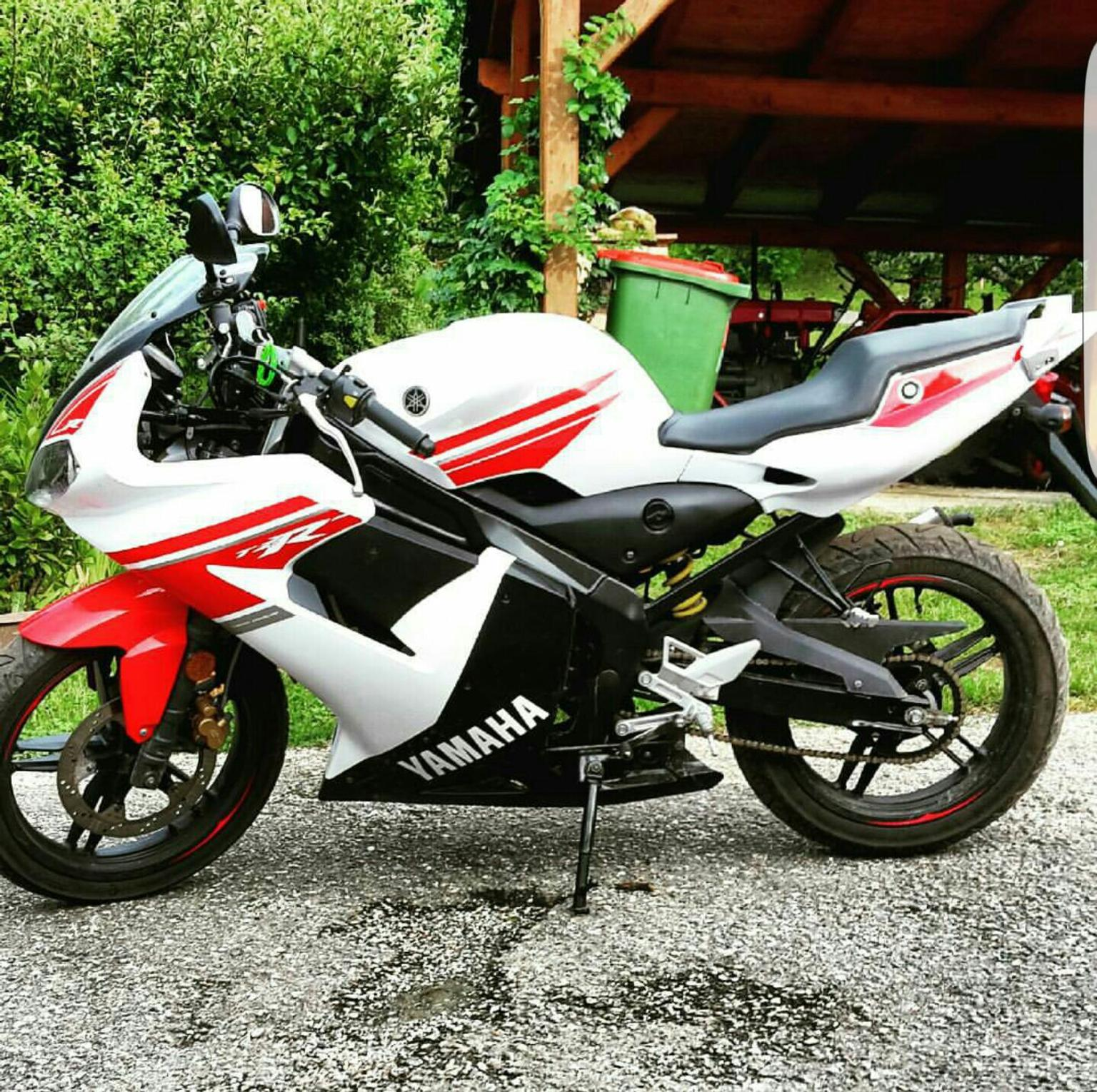 YAMAHA TZR 50 - Review and photos