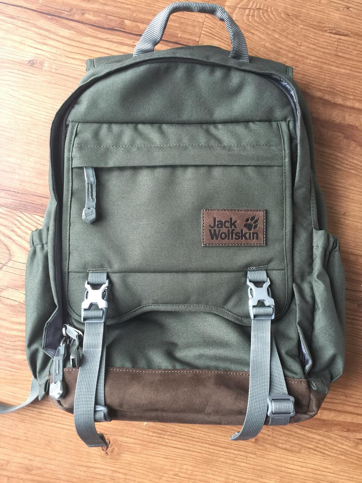 Jack Wolfskin Covent Garden Daypack | Bags, Shoulder bag